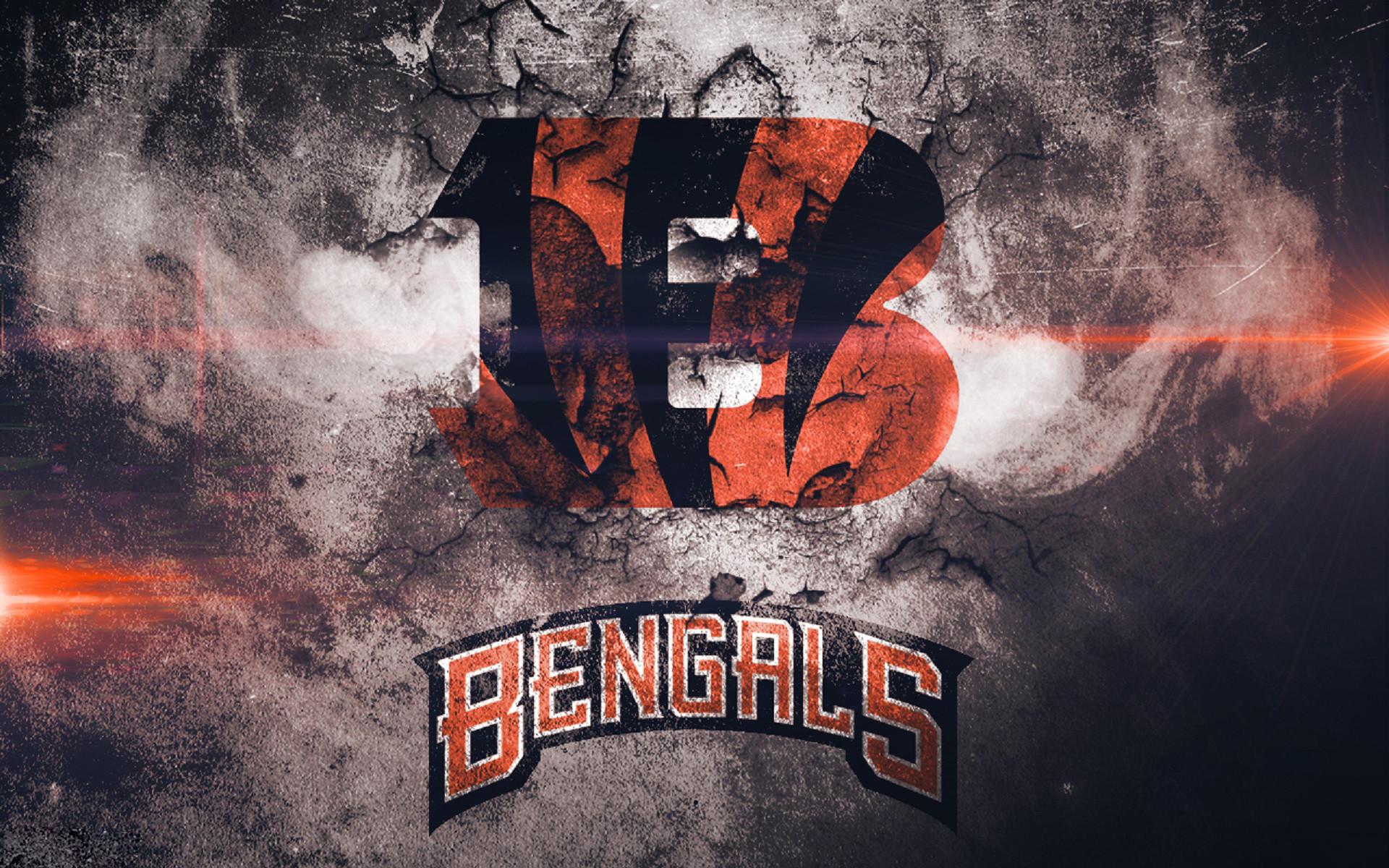 HD Cincinnati Bengals Background.