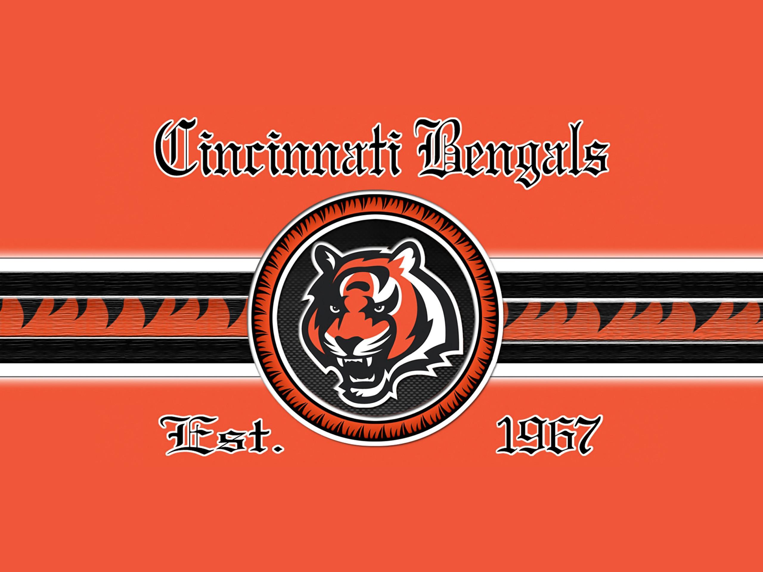 Download Free Cincinnati Bengals Backgrounds.  . HD Cincinnati Bengals  Photo.