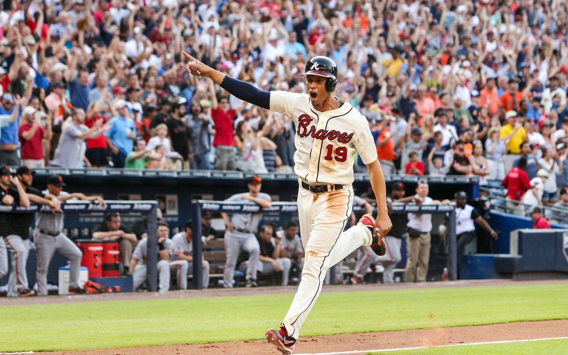 Atlanta Braves Widescreen