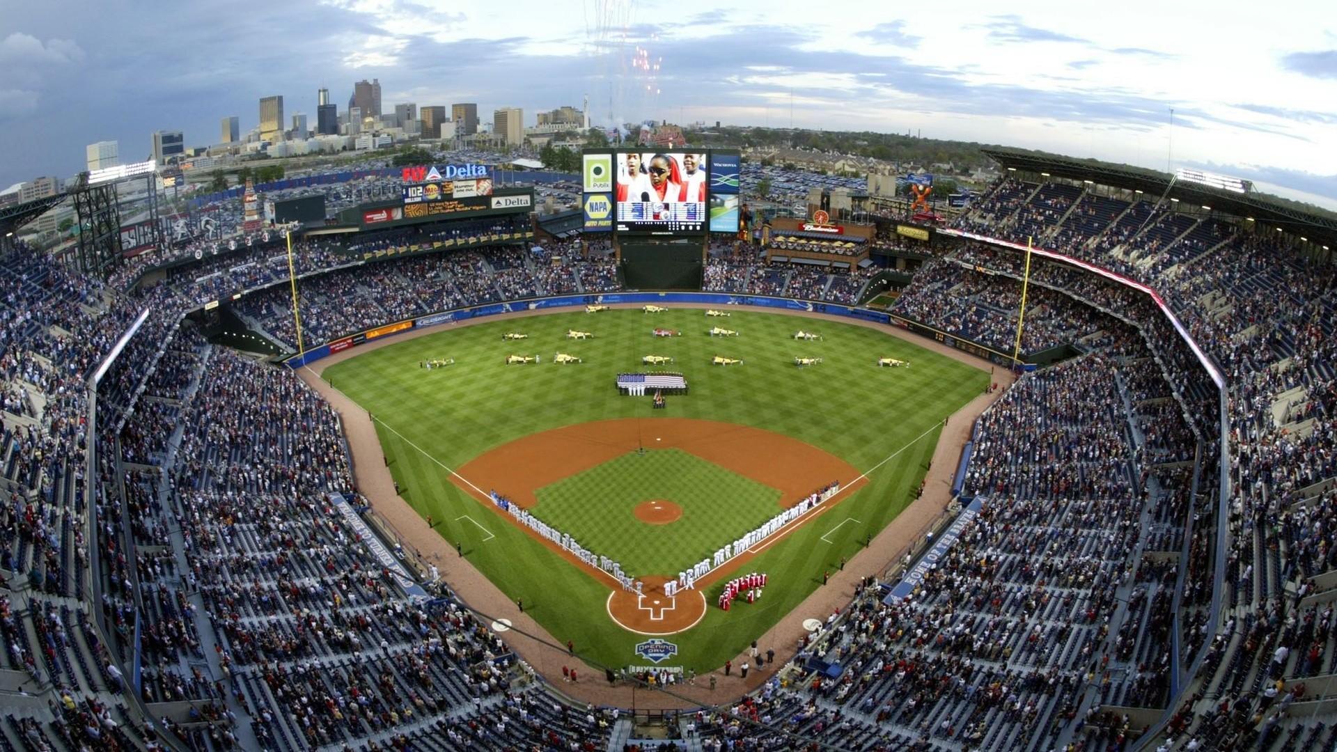 Baseball, Mlb, Braves Stadium, Stadium, Sports, Braves, Atlanta Braves
