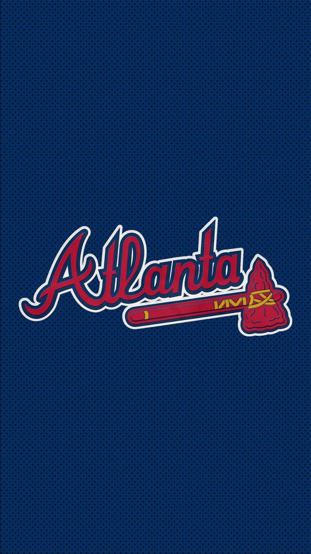 … Atlanta Braves Iphone 6 Plus Background with regard to Atlanta Braves  Phone Wallpapers …