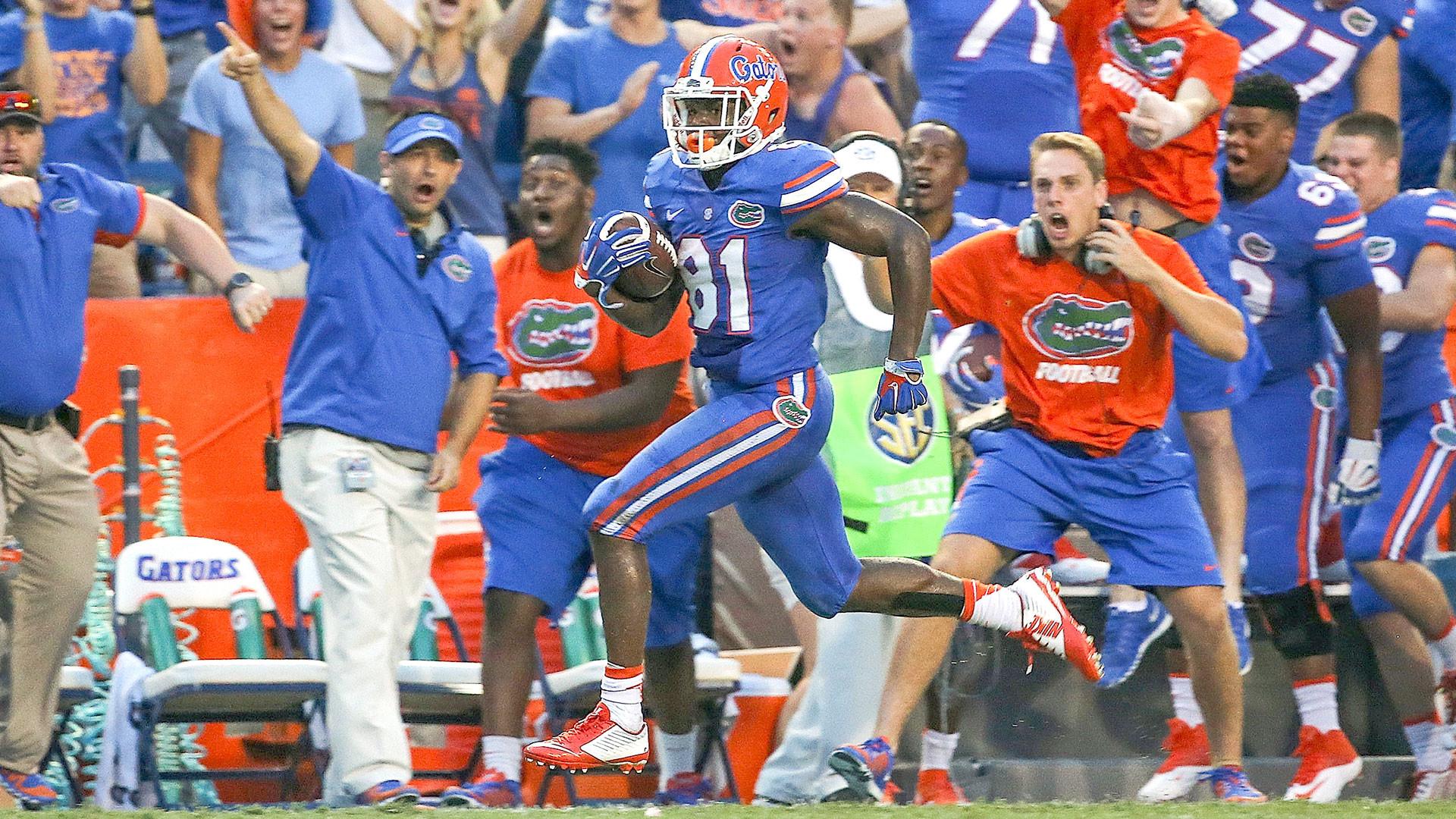 Studying the Florida Gators Offense