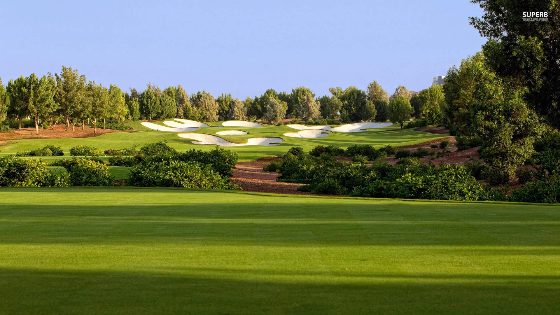Download Jumeirah Golf Estates HD Wallpaper
