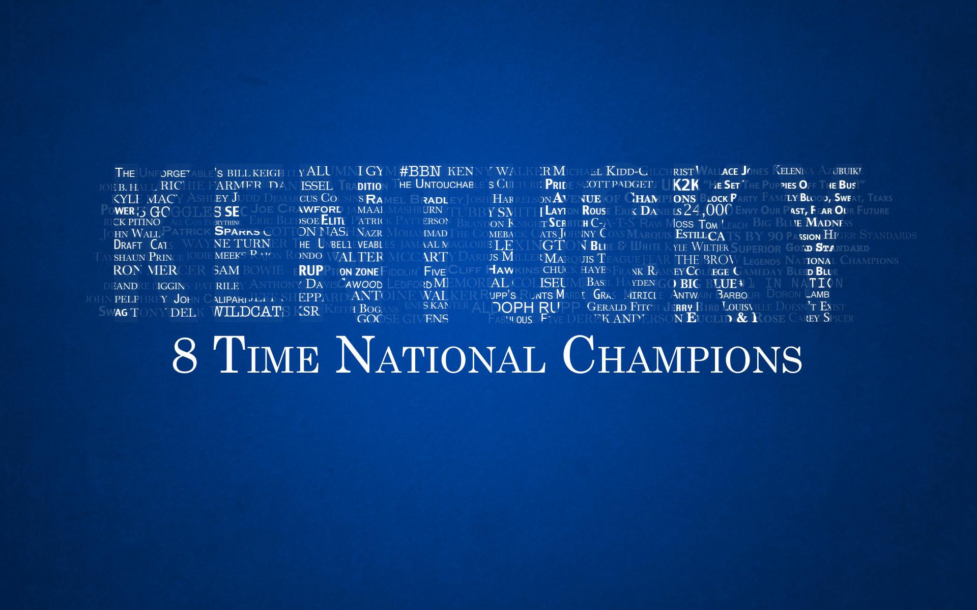 FunMozar – Kentucky Wildcats Basketball Wallpapers