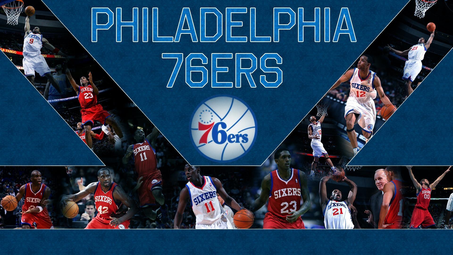Cool Philadelphia 76ers Basketball Logo NBA iPhone Background .