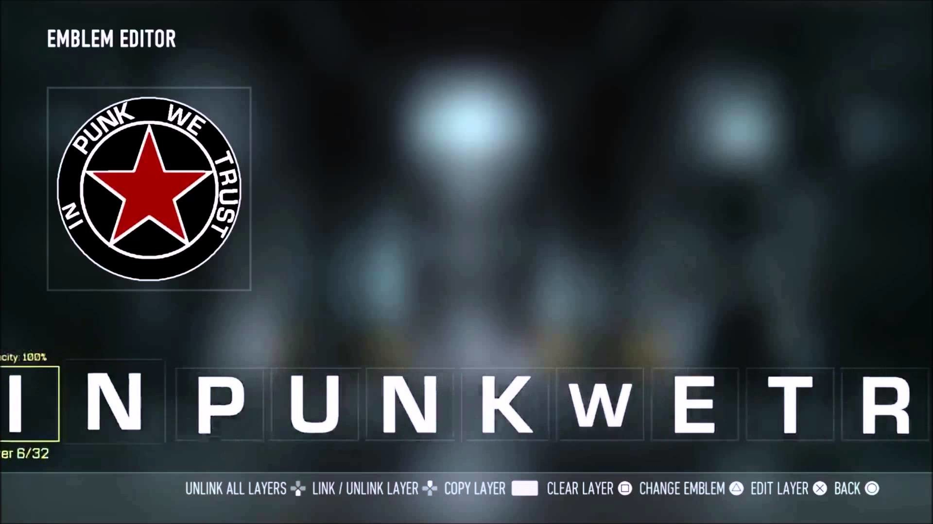 Call Of Duty Advanced Warfare – Cm Punk Emblem
