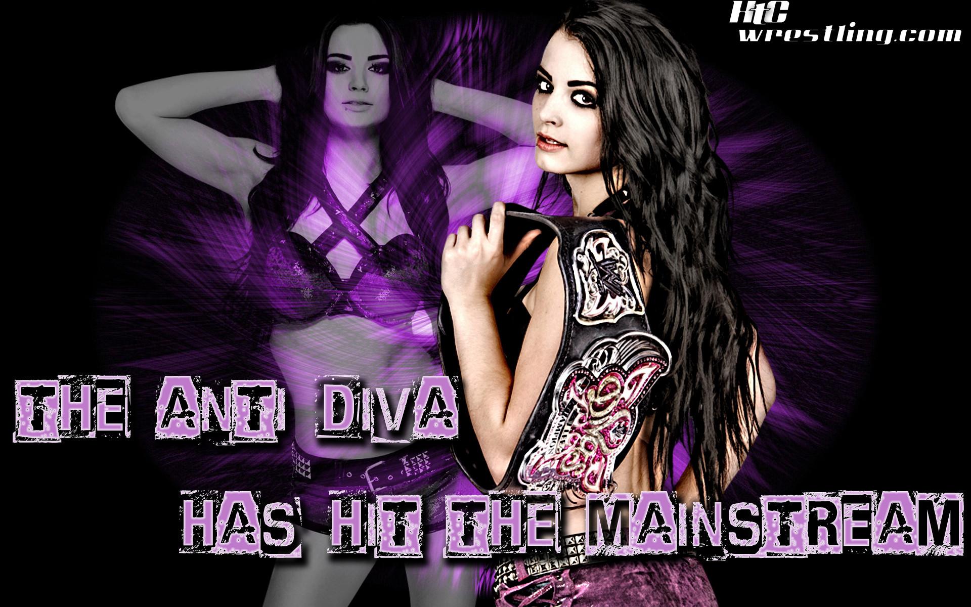 Paige – The Anti Diva Wallpaper