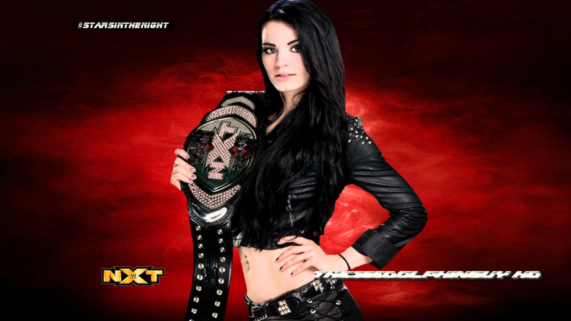 #WWE: Paige 2nd Theme – Stars in the Night (HQ + Arena Effects) – YouTube