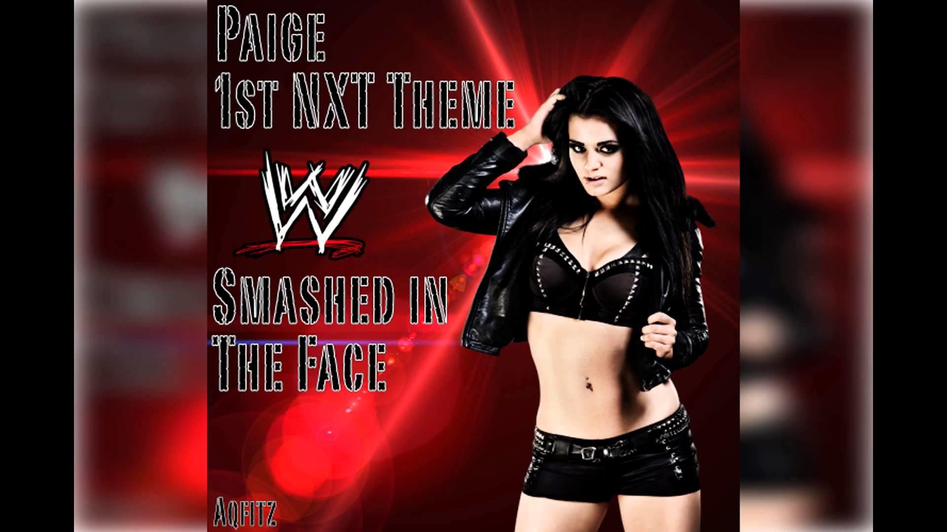 WWE Paige Theme (3 Minute Version)
