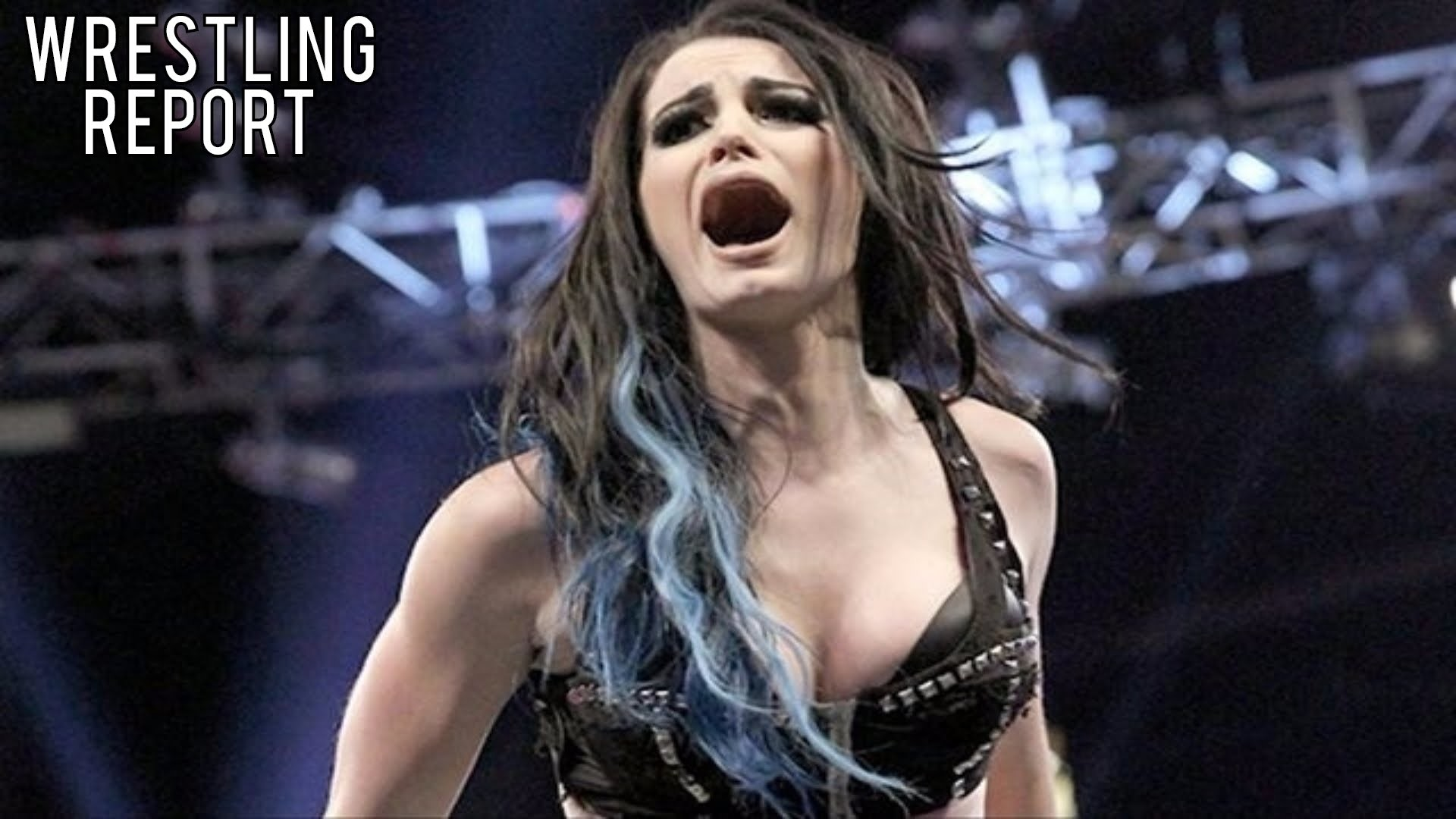 Paige Suspended by WWE, Vince McMahon Sells $30 Million in WWE Shares –  Wrestling Report