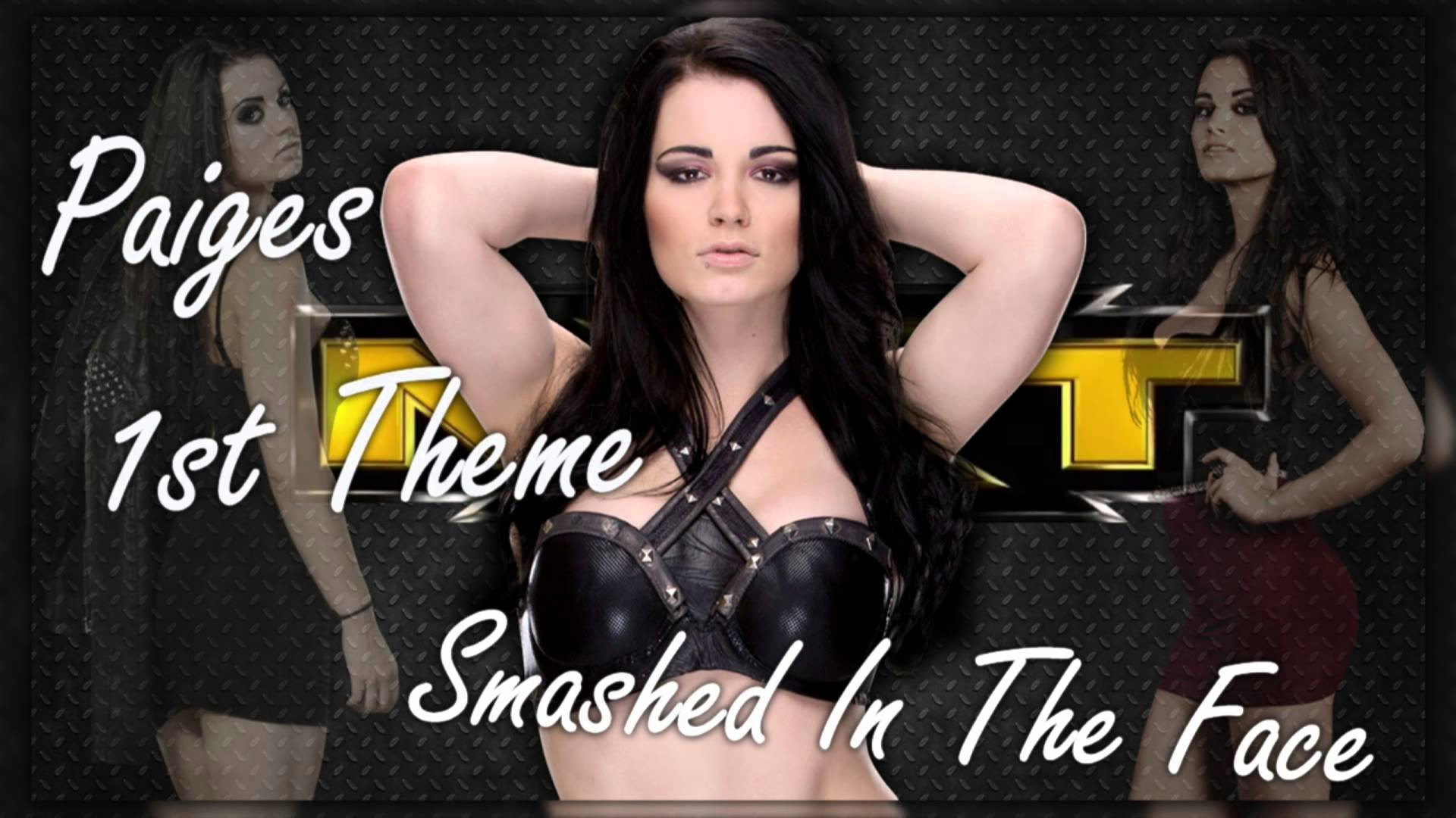 WWE NXT Divas : Paige 1st Theme – Smashed In The Face + Download – YouTube