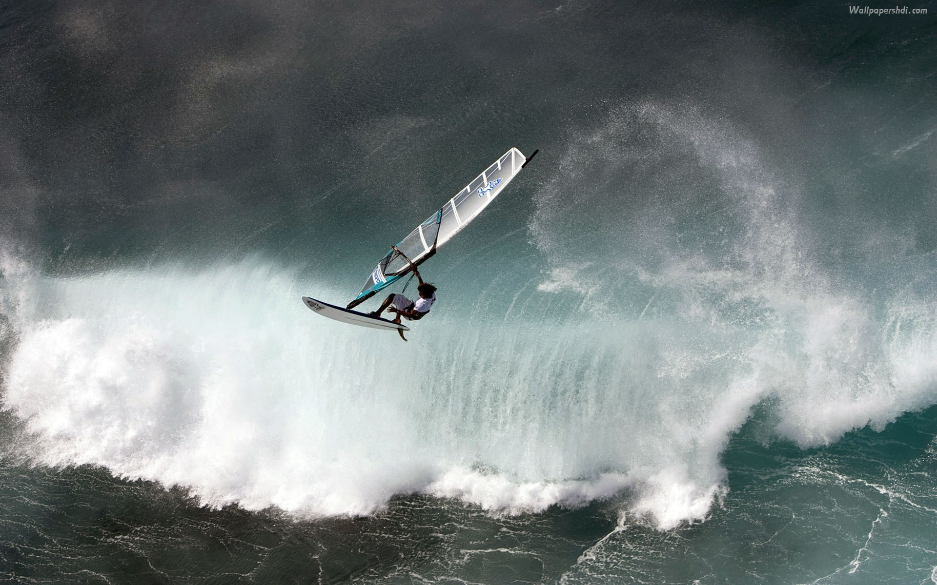 Wind surfing extreme sport wallpaper hd for free, Backgrounds