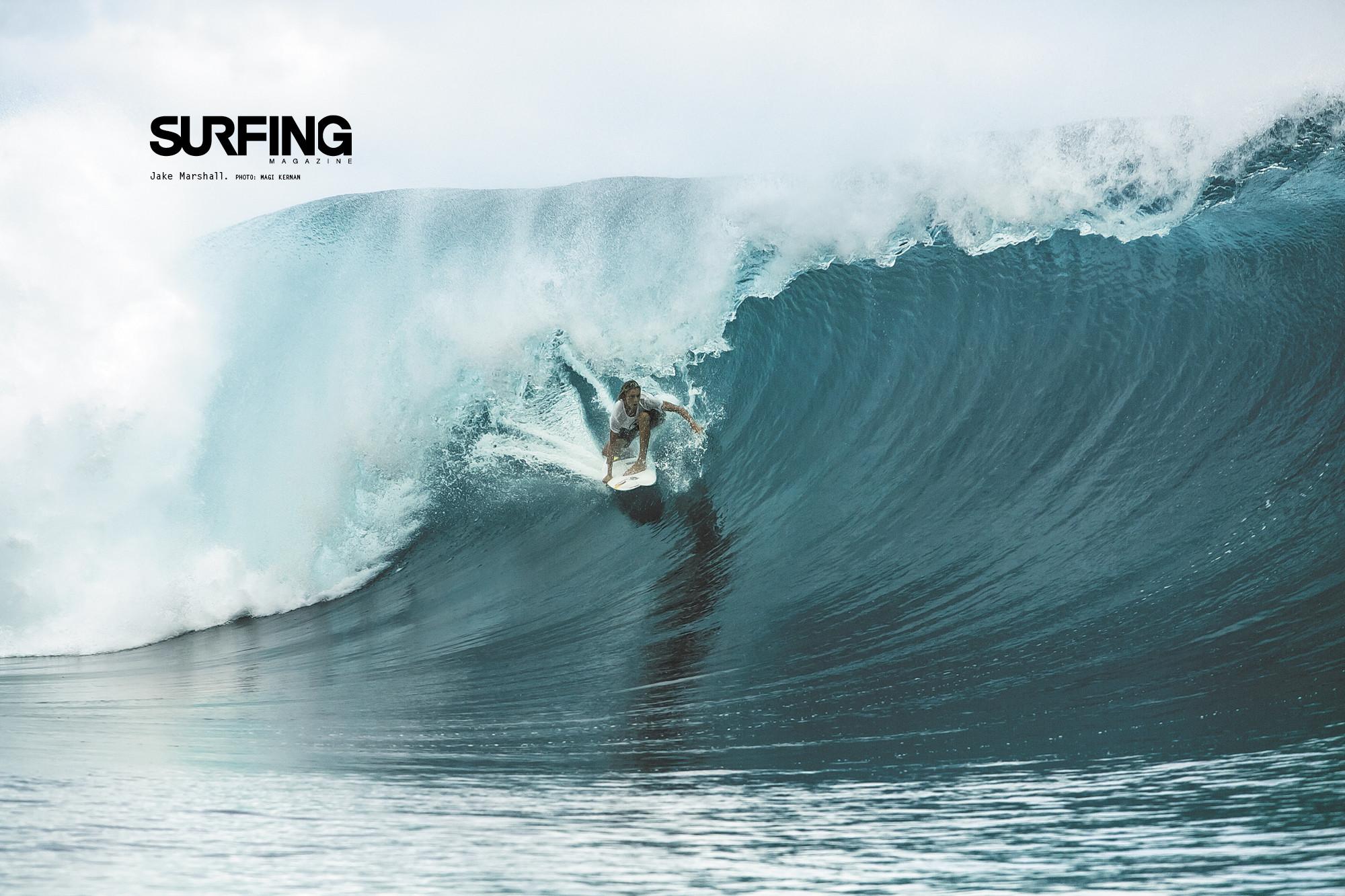 Click here for more SURFING wallpapers. marshallkernan Download: Jake  Marshall. Photo: Magi Kernan pupojimmicane