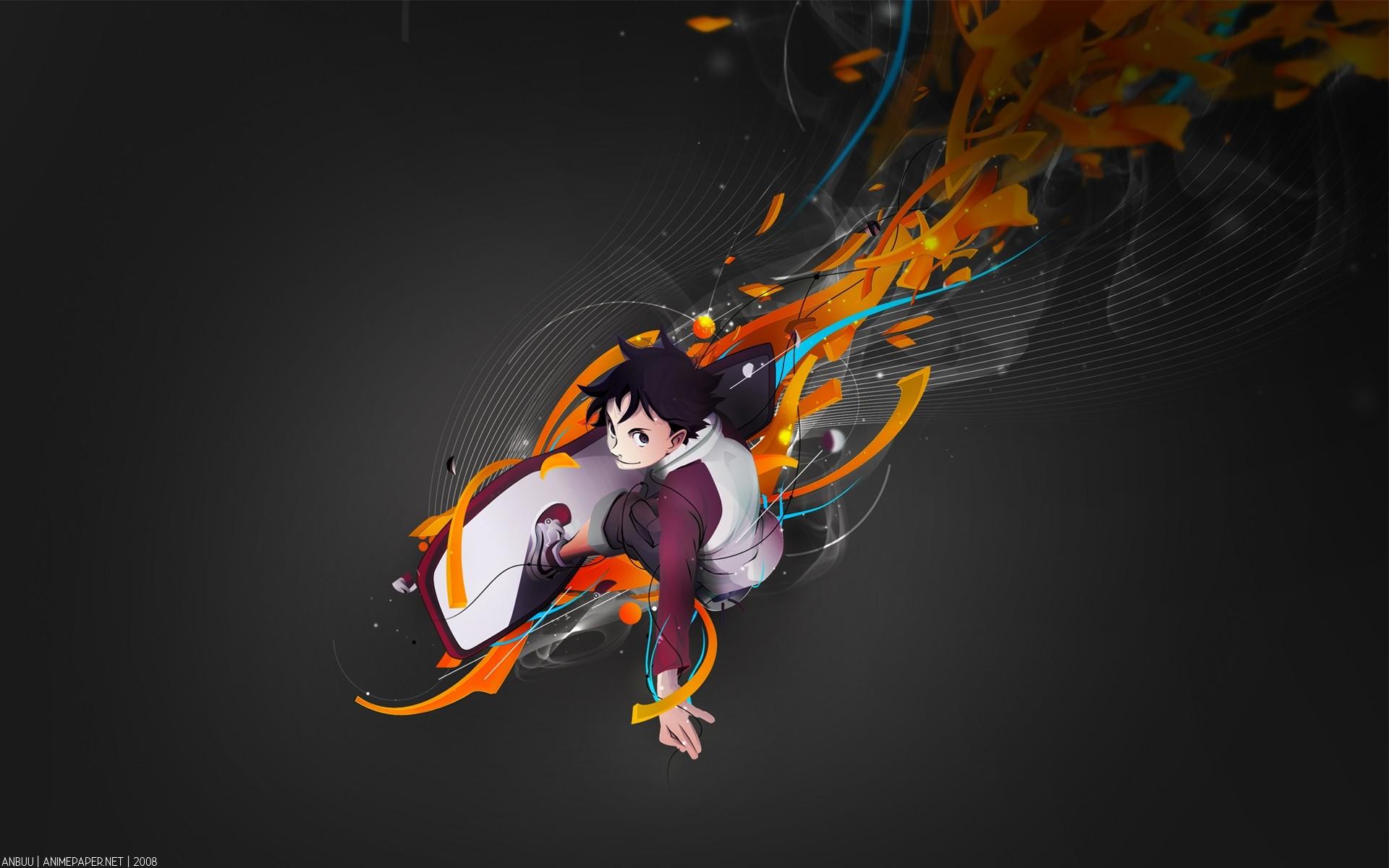 anime wallpaper   anime, wallpapers, wallpaper, surfing, surf, hallway,  paper
