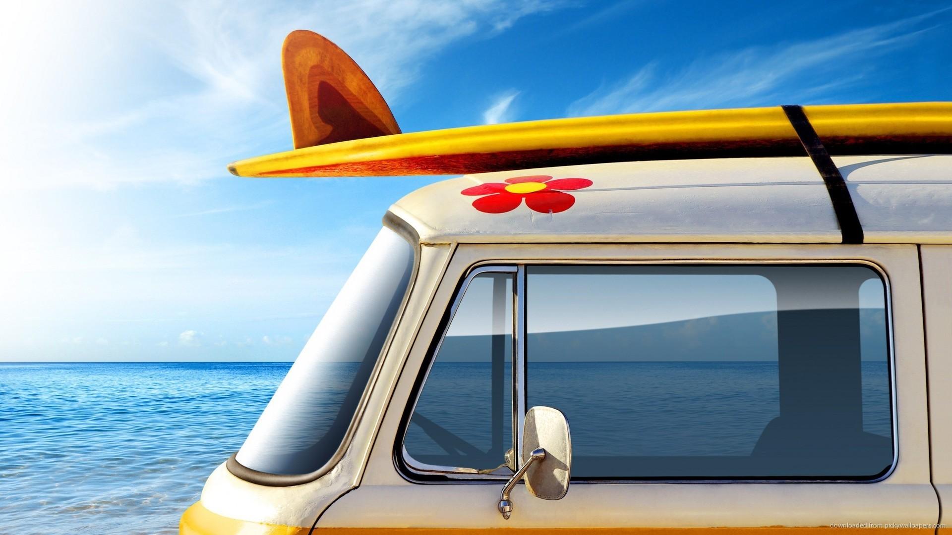 Volkswagen surf van picture