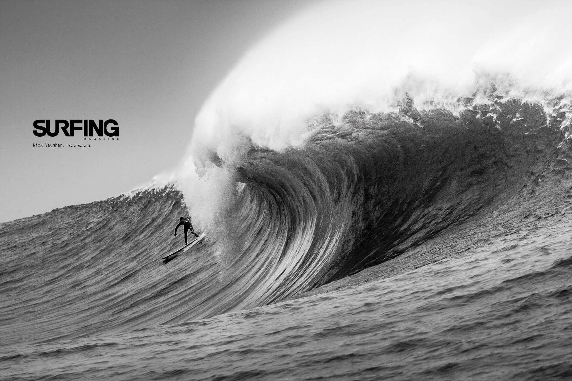 Dowload: Nic Vaughan. Photo: Quirarte griffinnelly