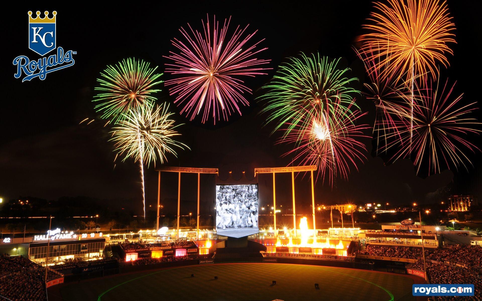 Kansas City Royals Stadium Wallpaper
