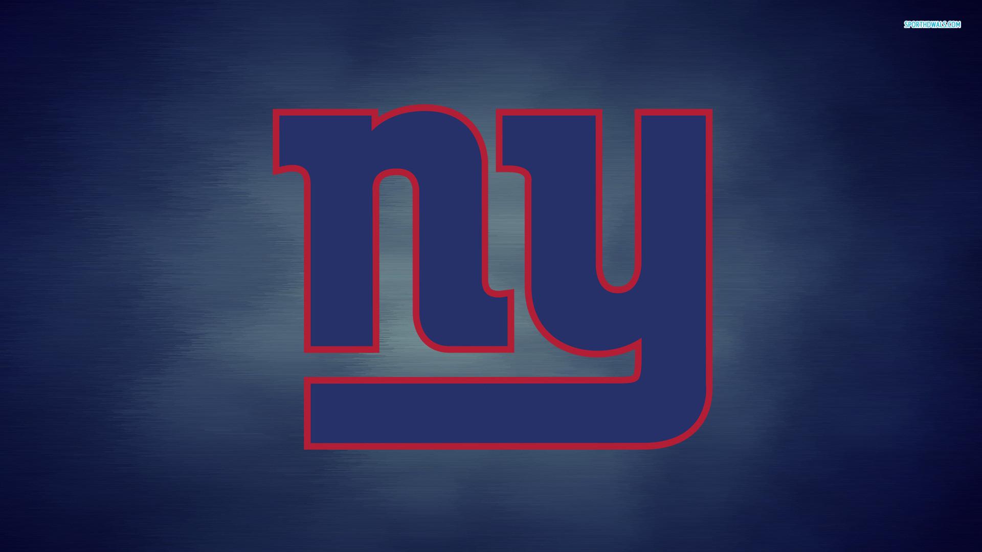 New York Giants Football Team Logo