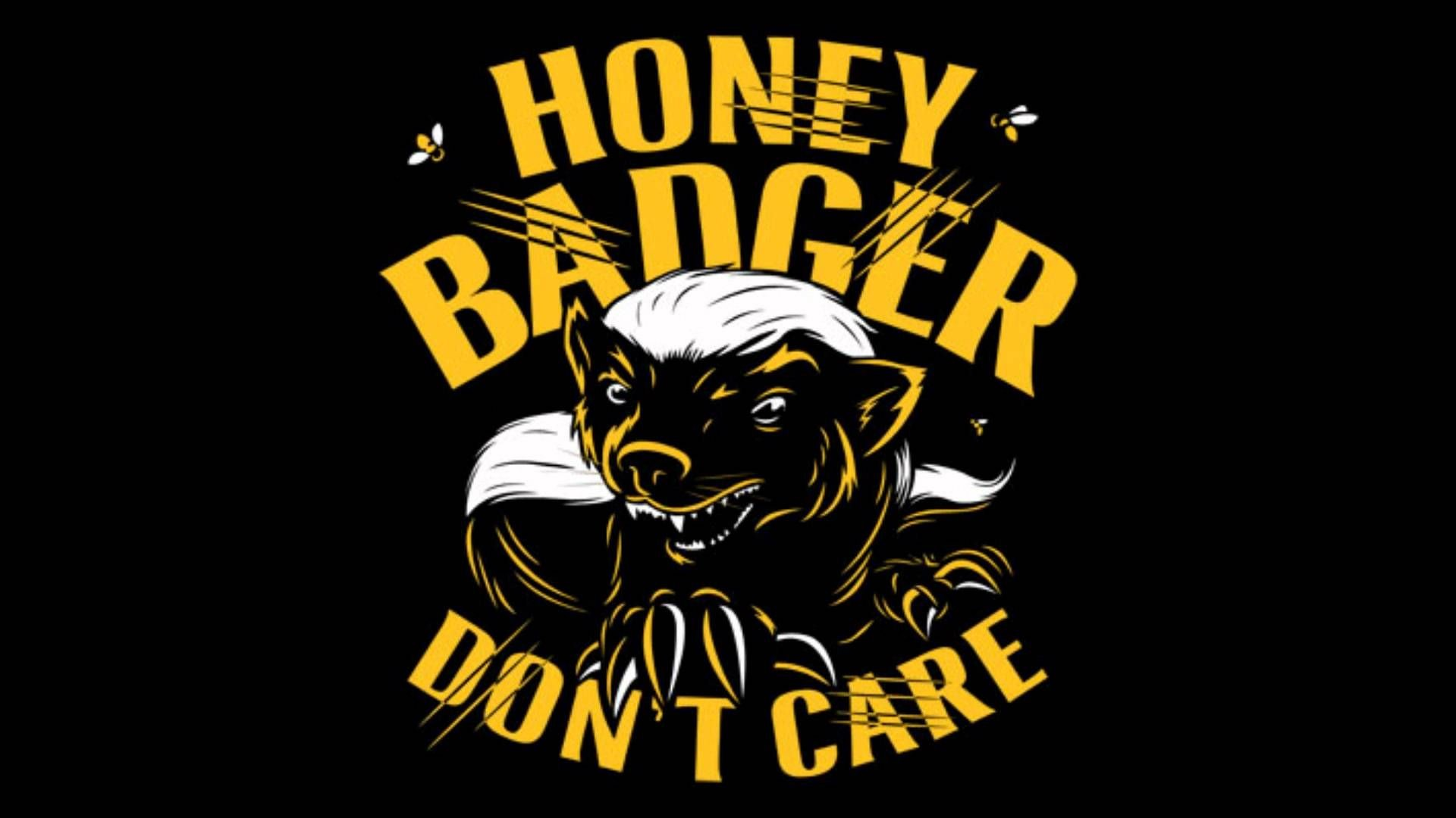 Honey Badger Wallpapers | Honey Badger Backgrounds and .