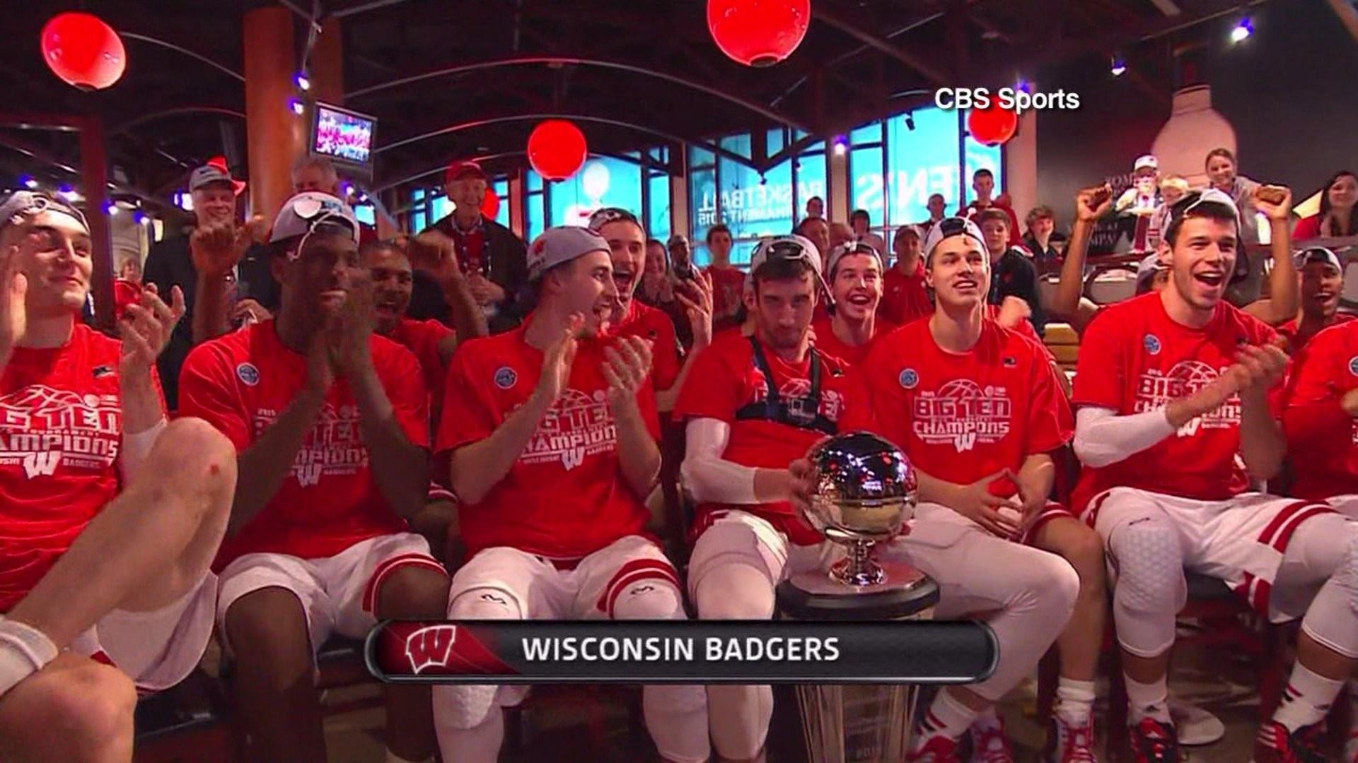 Wisconsin Badgers #1 seed NCAA Tournament