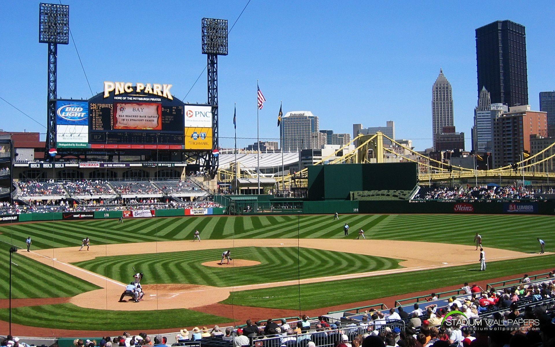 Major League Baseball Wallpaper : Wallpapers Baseball Mlb Stadium .