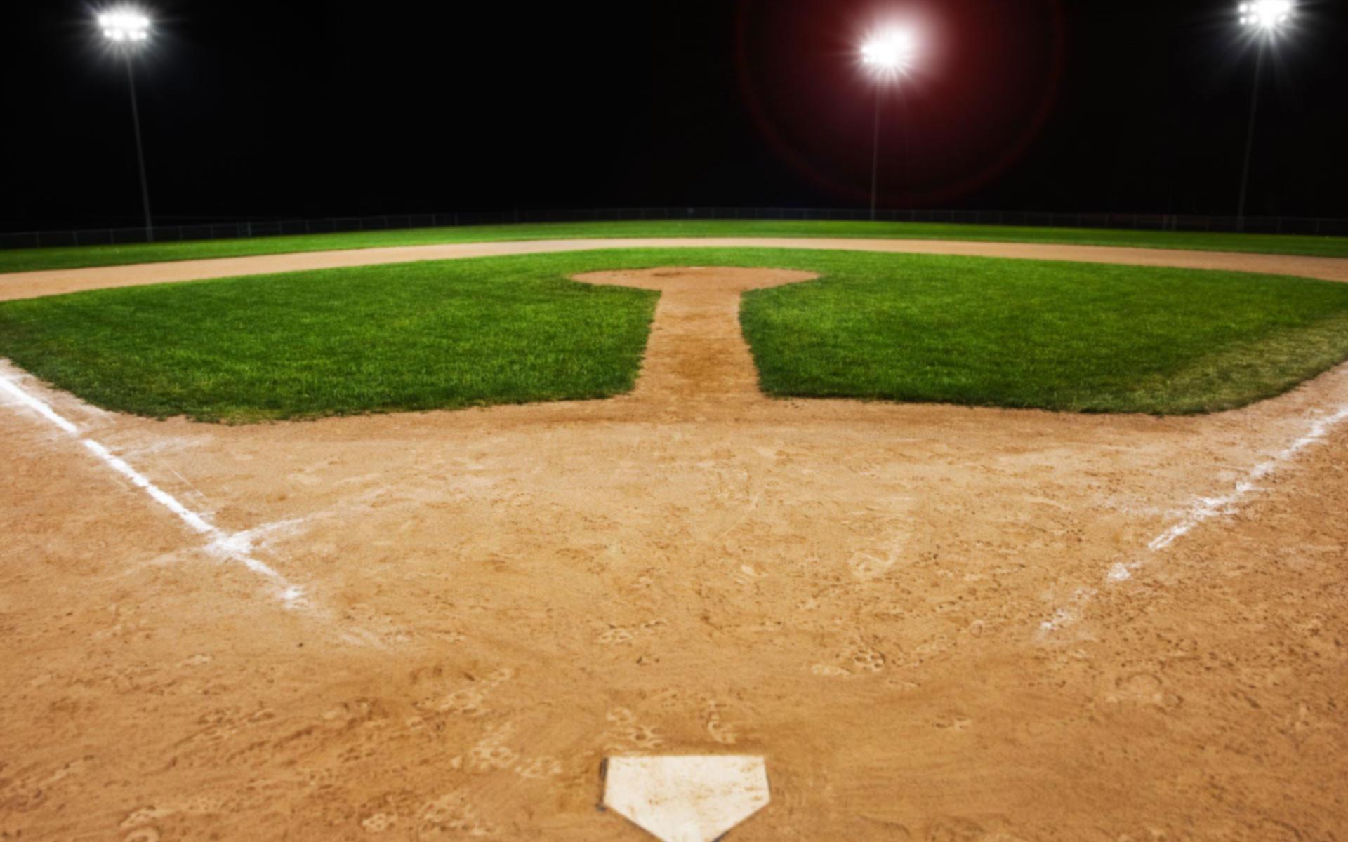 Baseball Lessons Baseball Stadium Night