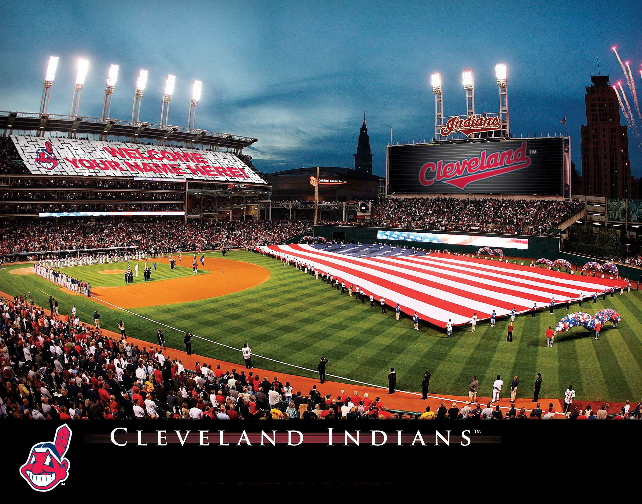CLEVELAND INDIANS mlb baseball (24) wallpaper | .