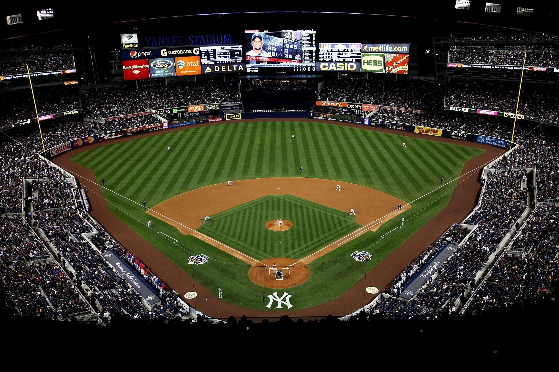 Jestingstock.com Yankee Baseball Wallpaper