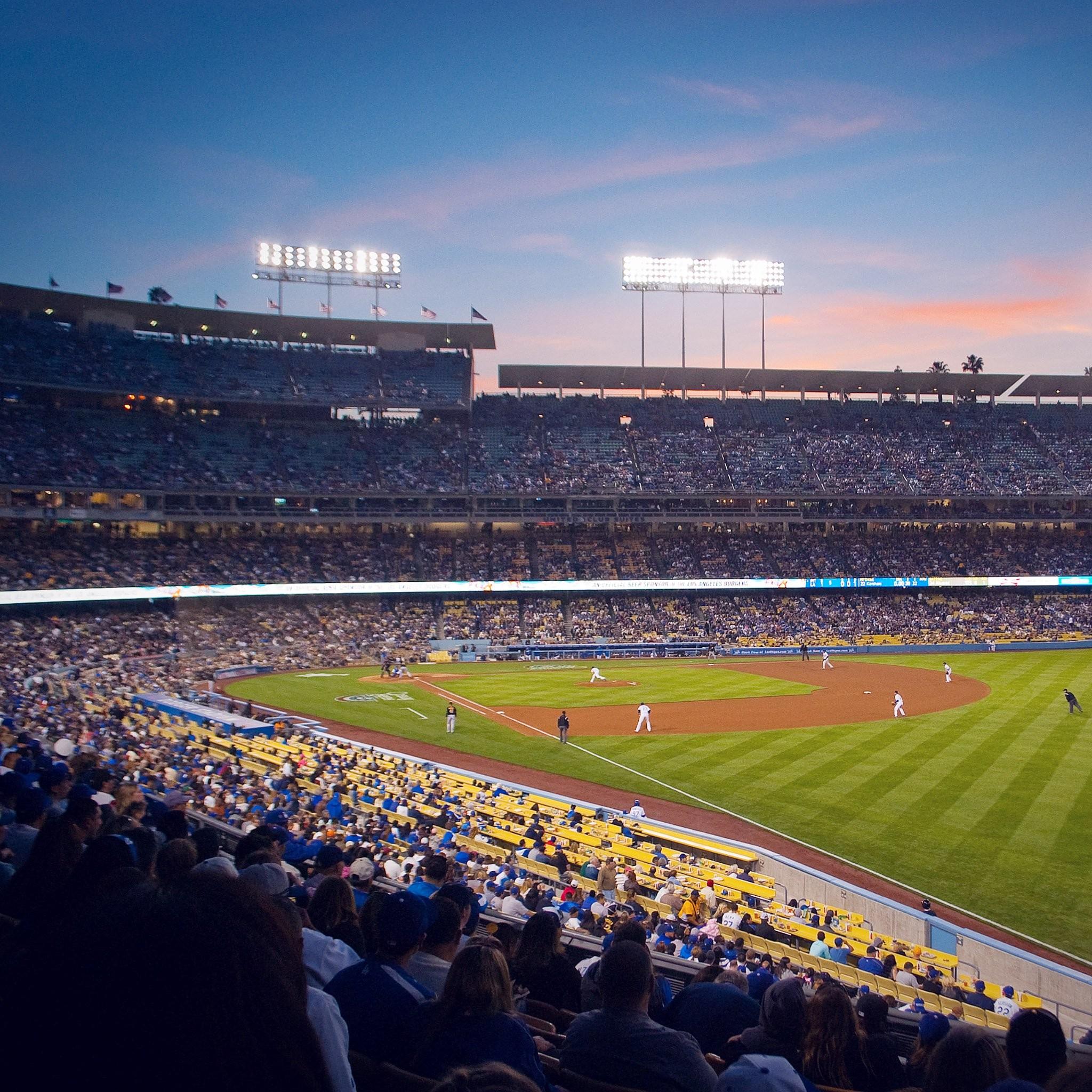 … freeios7 la dodgers stadium parallax hd iphone ipad wallpaper; los  angeles dodgers baseball …