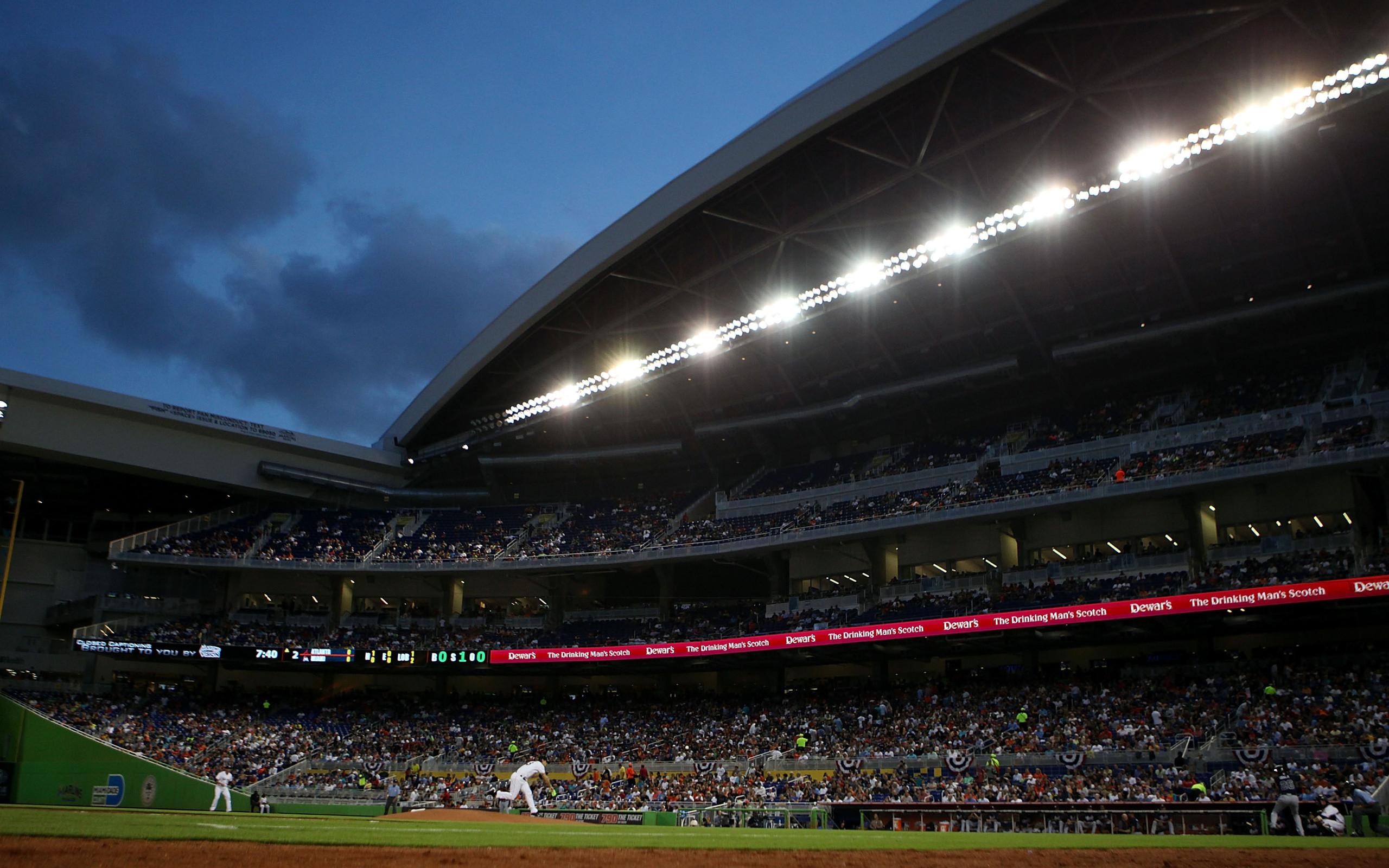 … baseball stadium miami marlins baseball stadium …