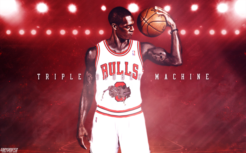 Rajon Rondo Chicago Bulls Wallpaper