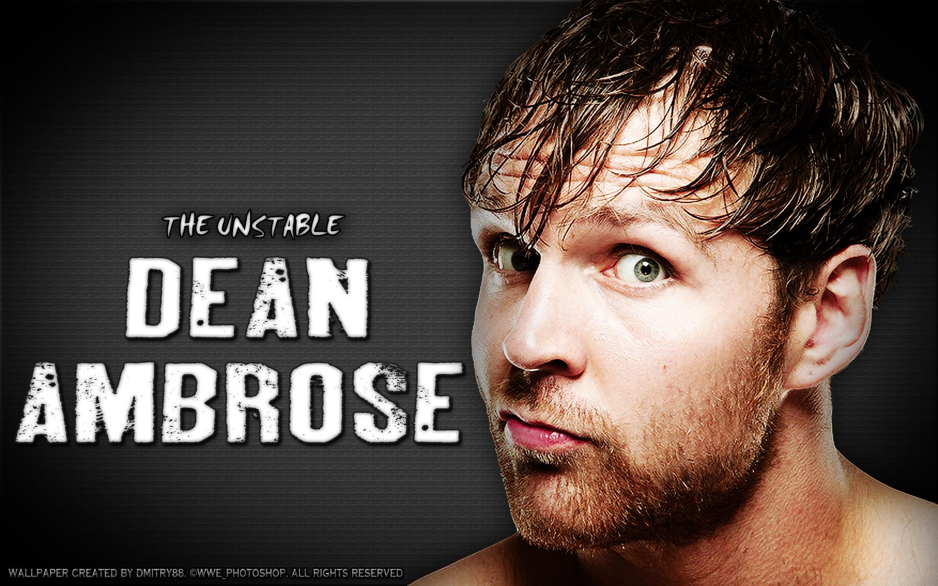 Dean Ambrose Pictures-10