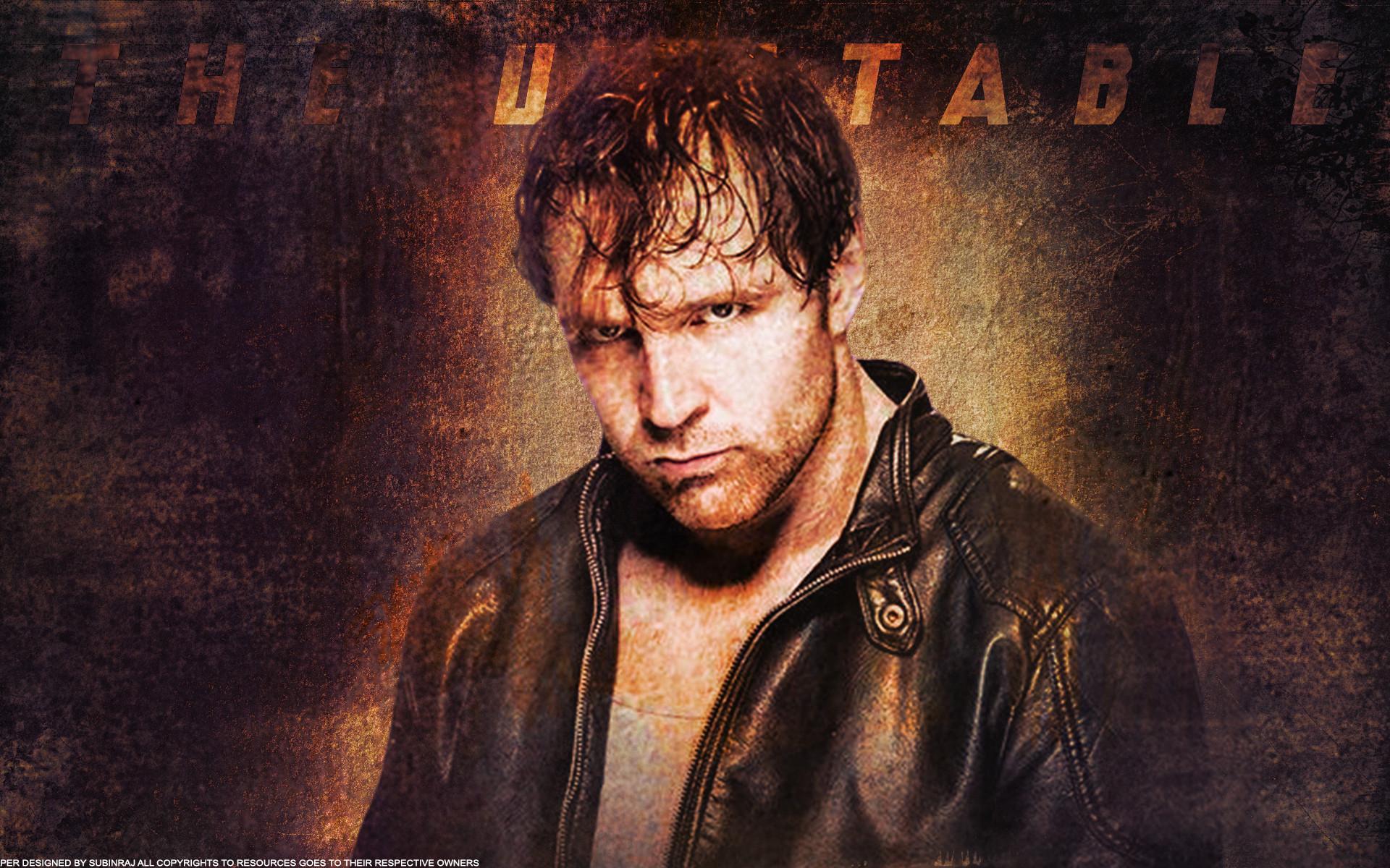 WWE Wrestler Dean Ambrose HD Wallpapers, Free Download Dean .