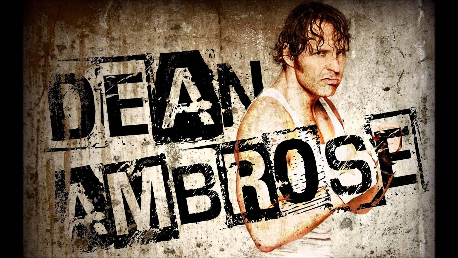 Dean Ambrose Custom Heel Theme