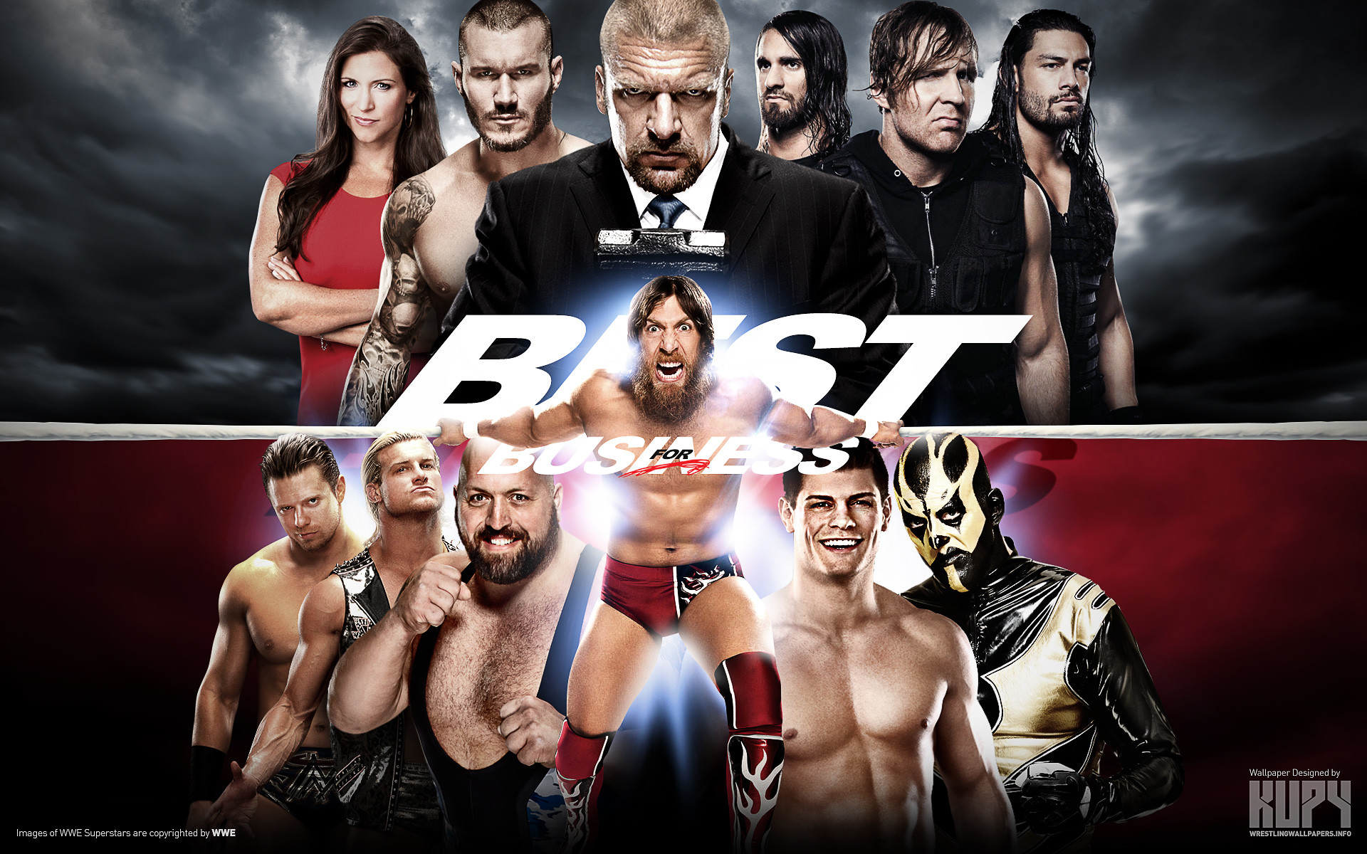 Best for Business WWE wallpaper 1920×1200 …