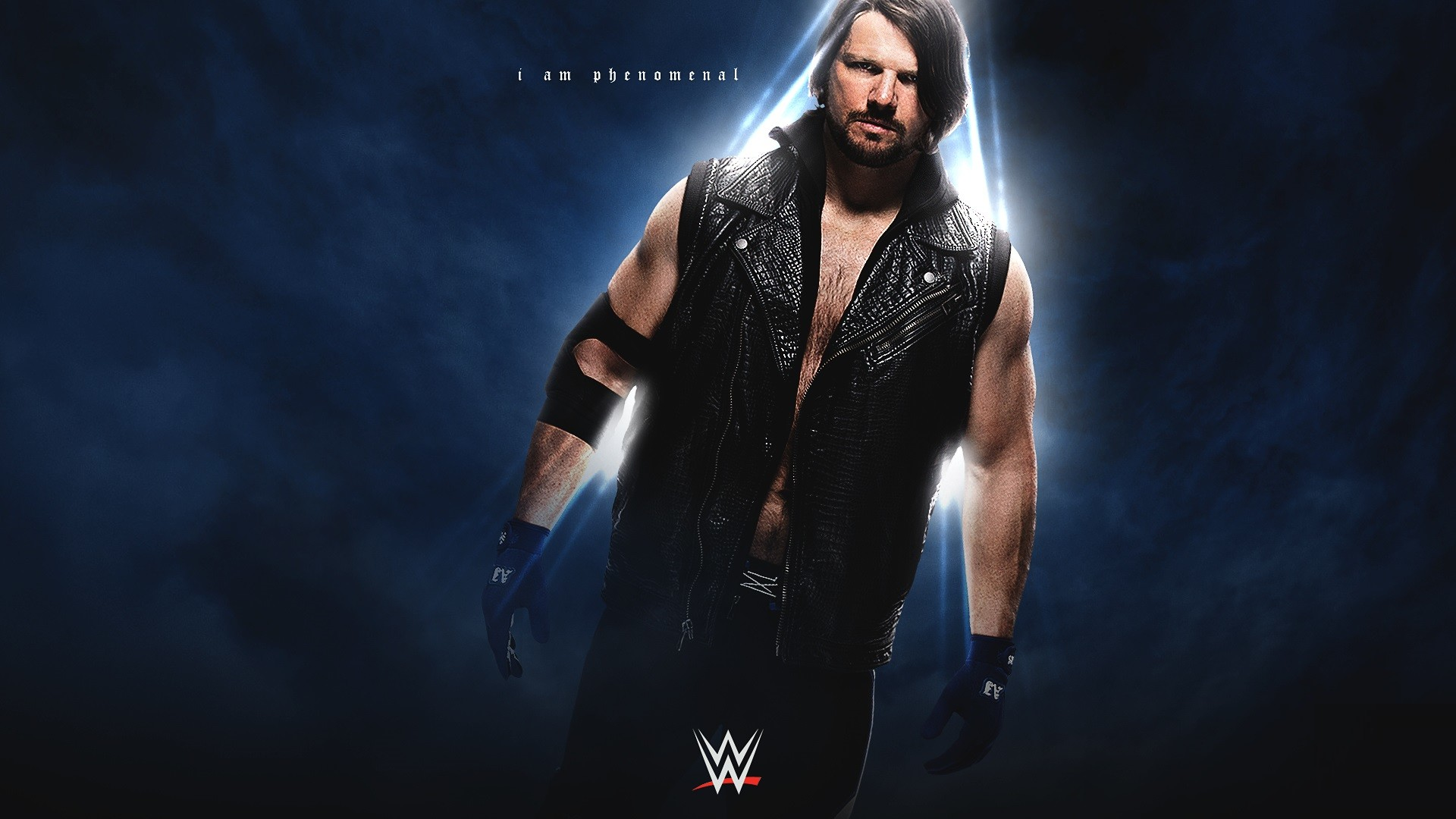 AJ Styles New HD Wallpapers