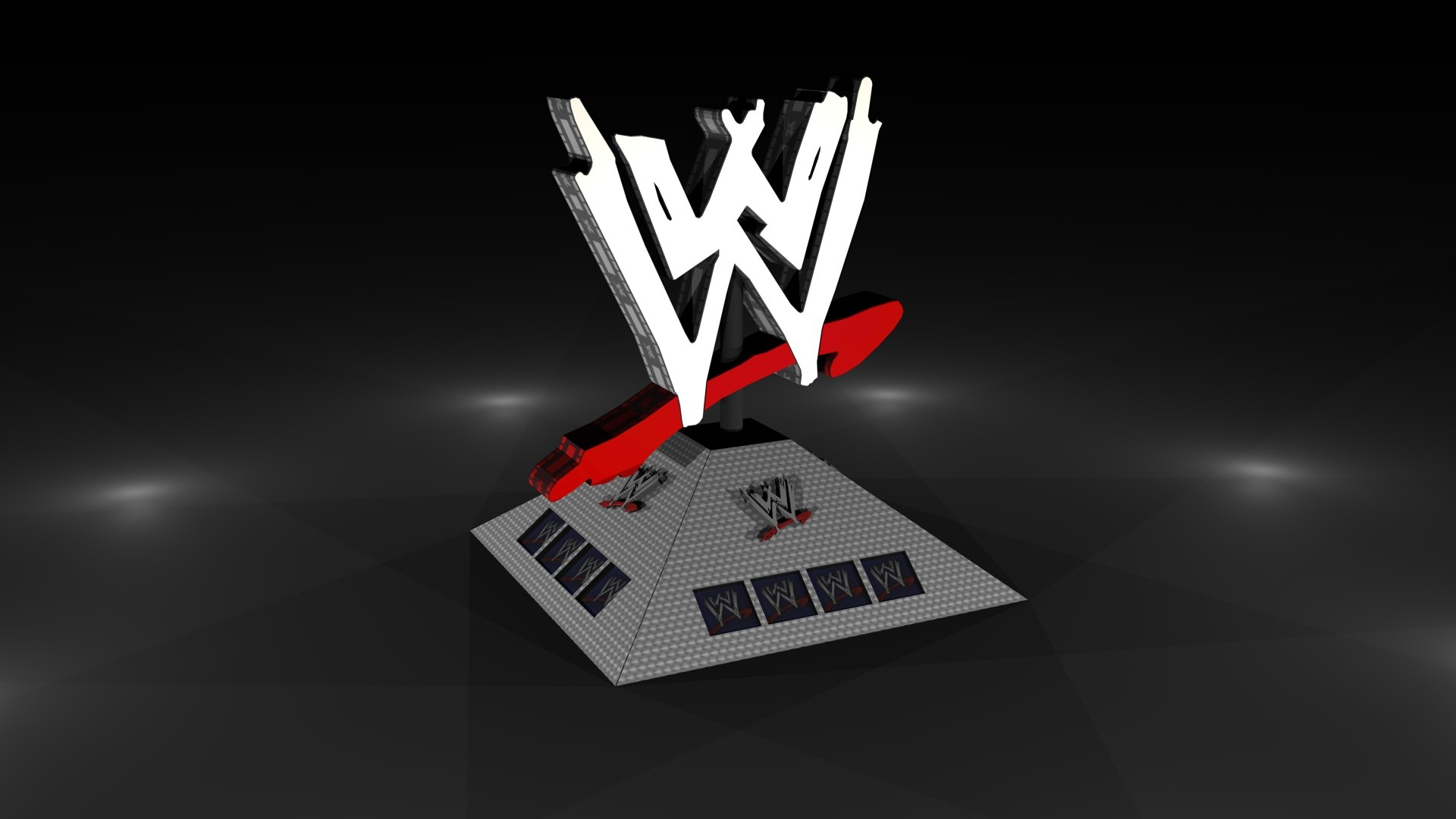 WWE Full HD Background https://wallpapers-and-backgrounds.net/