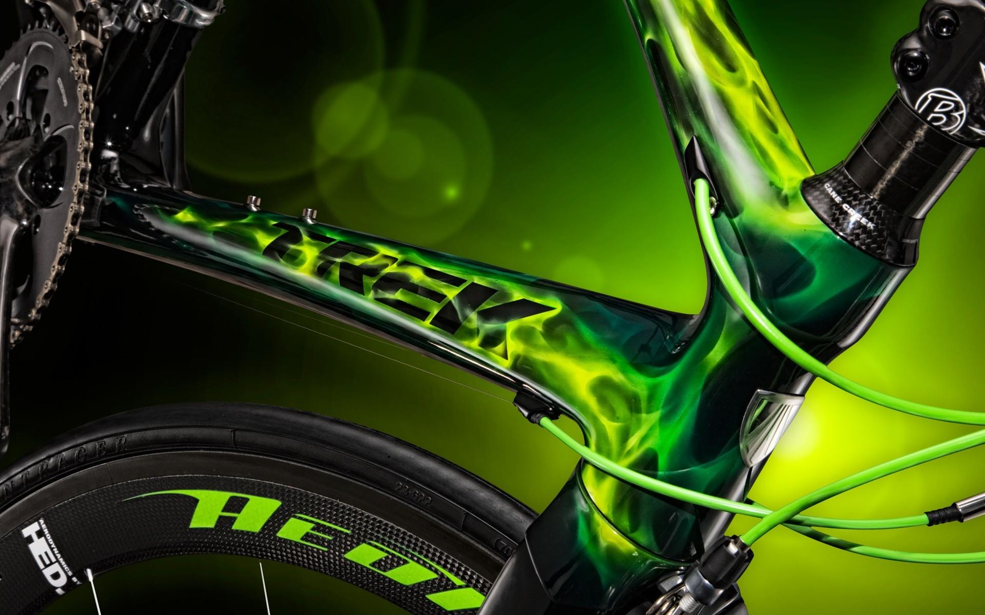 Trek Bike Wallpapers, Green Trek Bike Myspace Backgrounds, Green Trek .