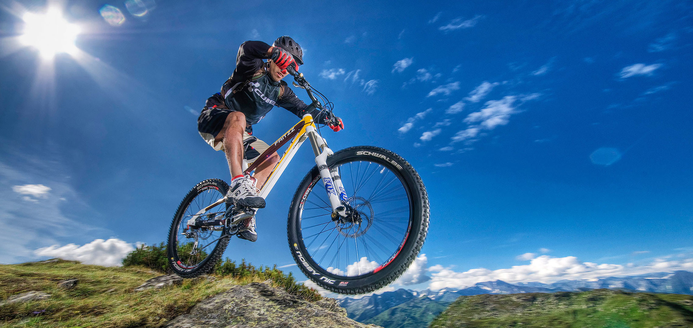 Mountain Bike wallpaper HD. Free desktop background 2016 in .