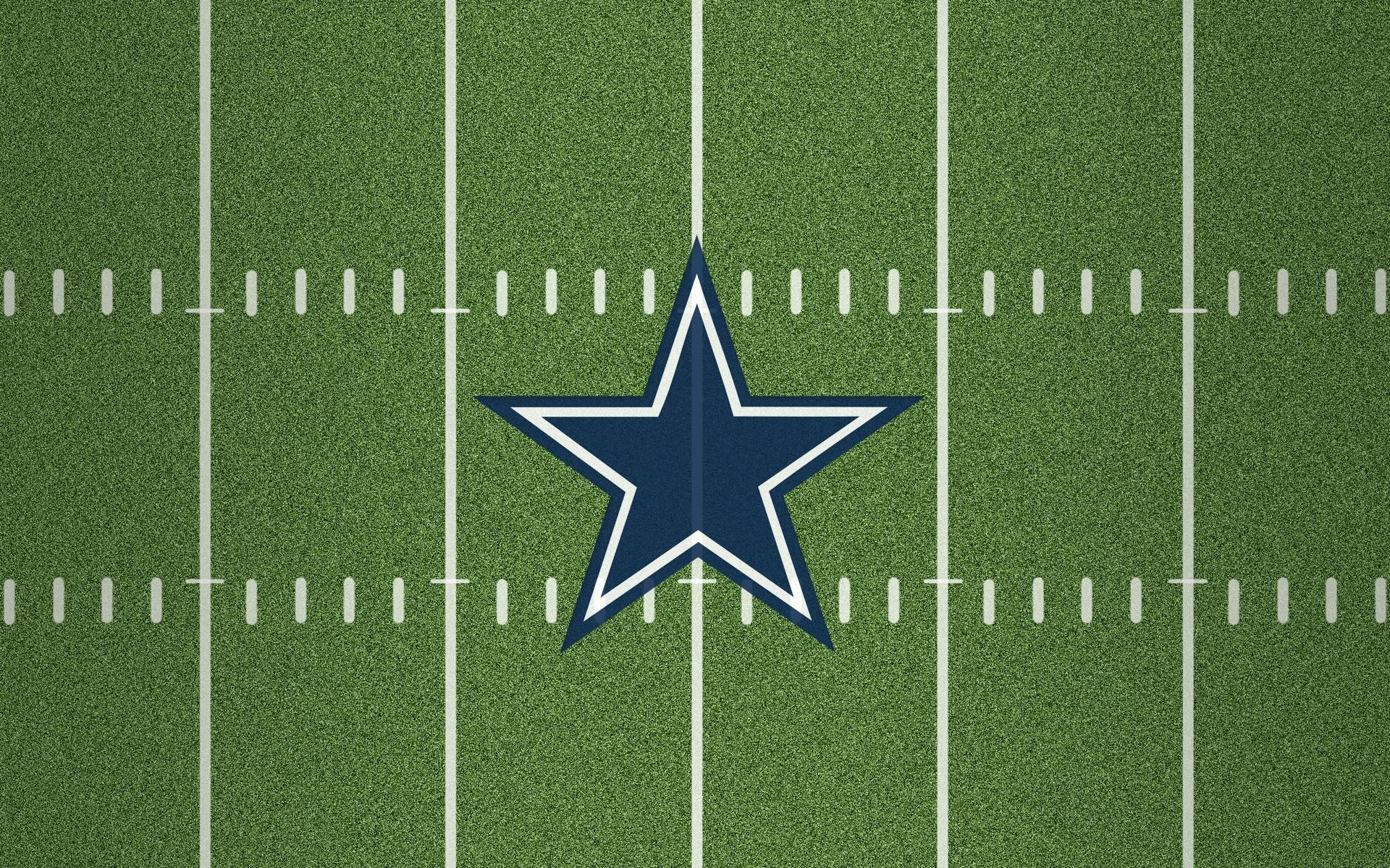 Dallas Cowboys Football Field Wallpaper HD