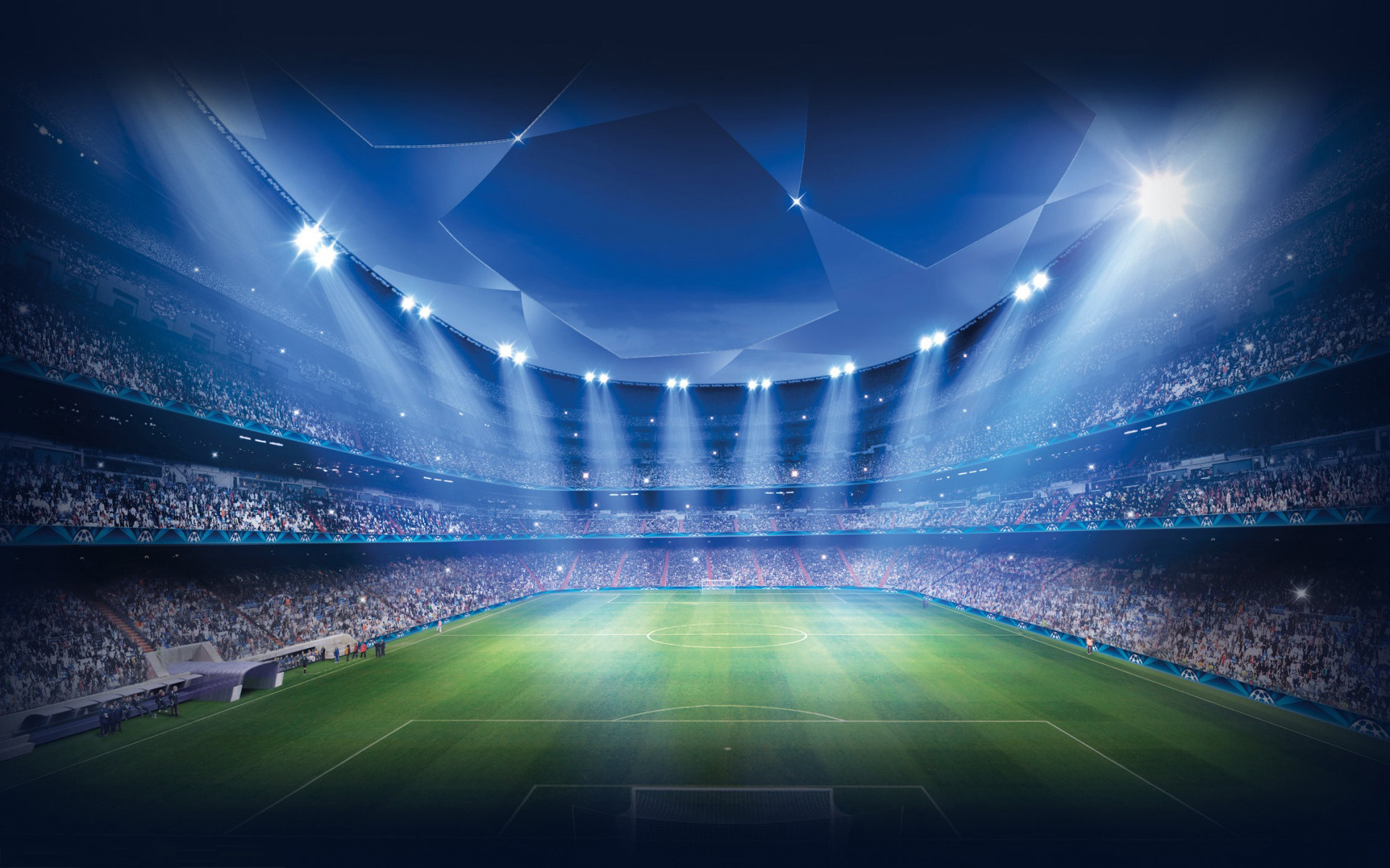Awesome Football Stadium HD Wallpapers