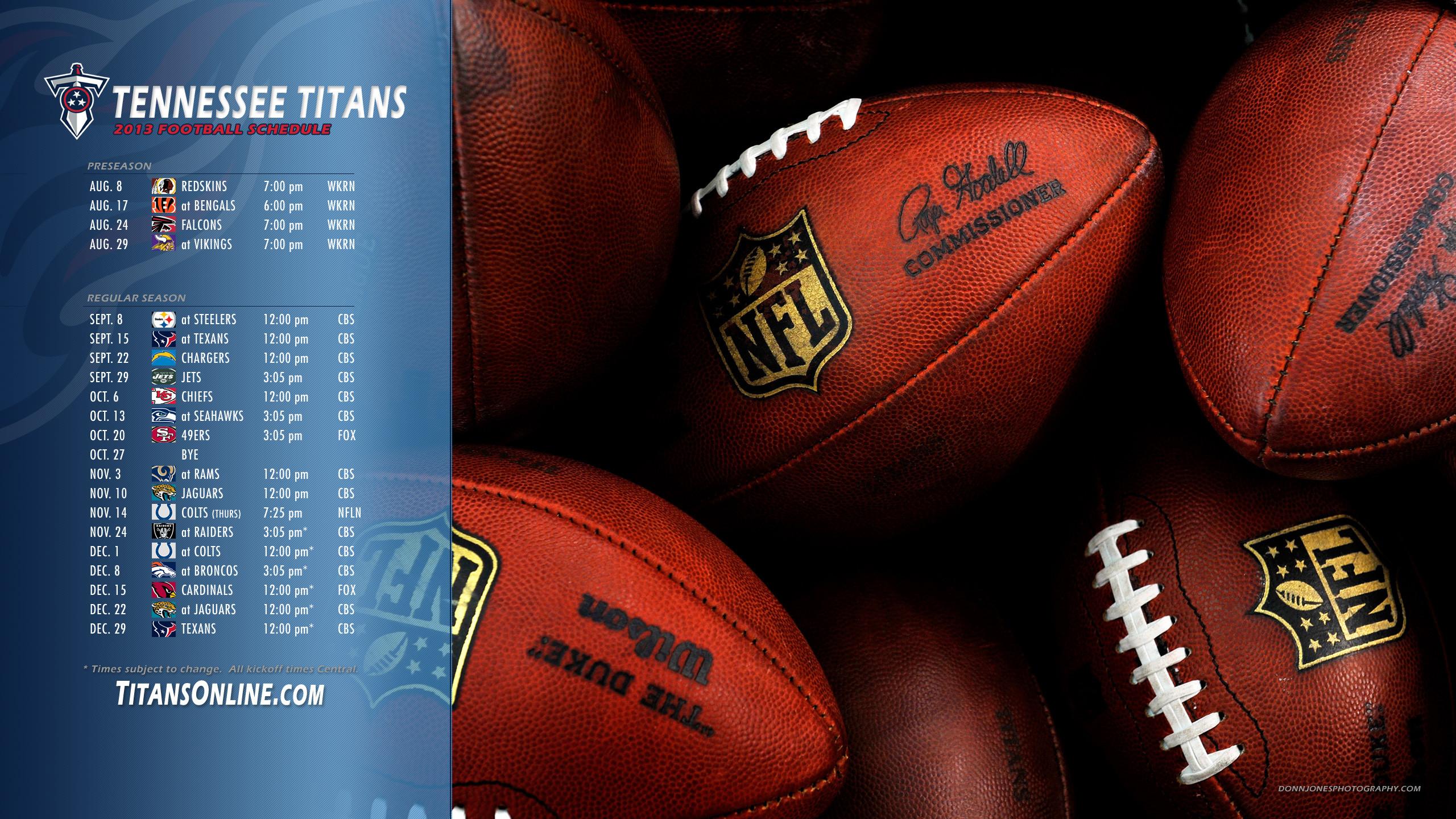 Tennessee Titans | Downloadable Desktop Wallpaper