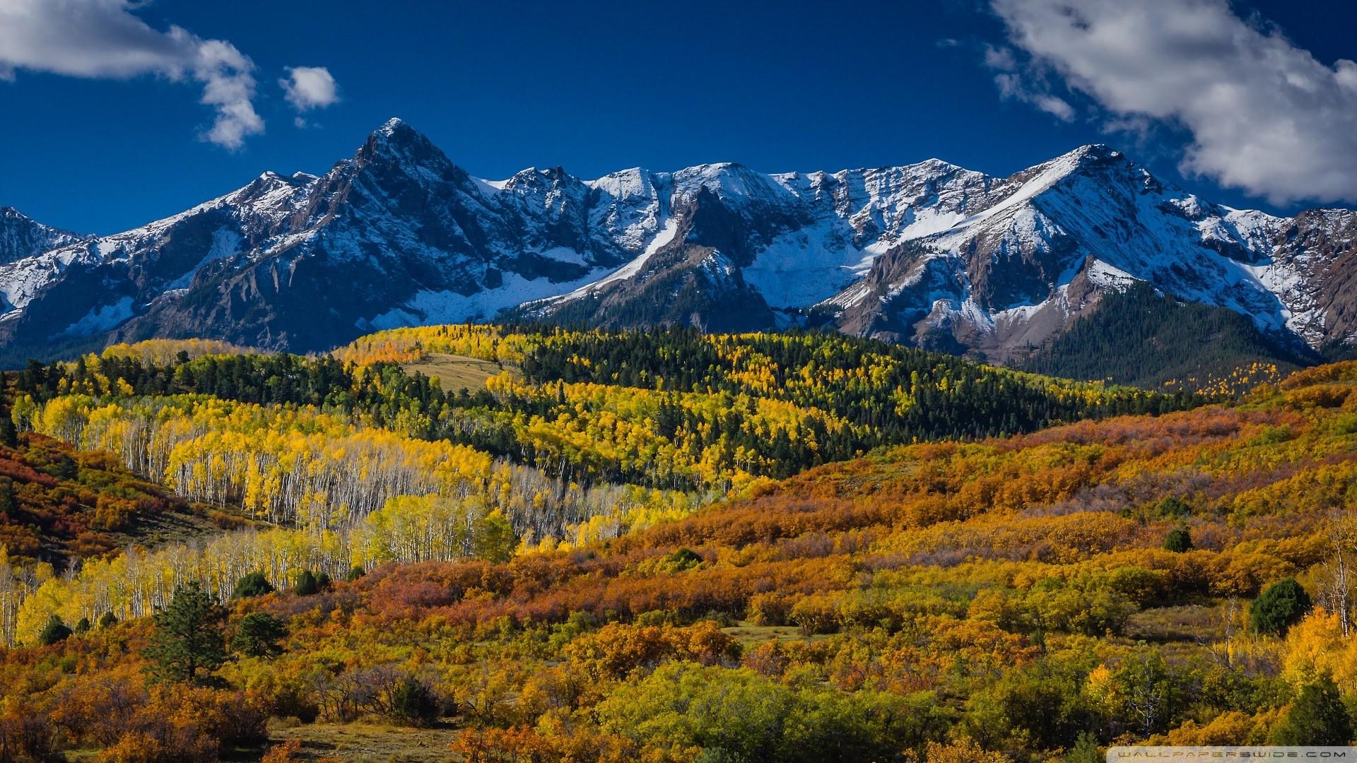 Colorado Wallpaper Mountain, Landscape, In, Aspen, Colorado .