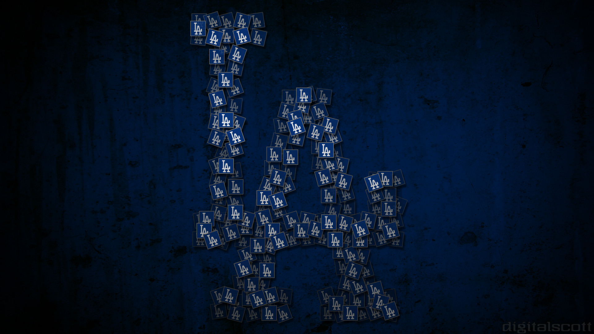 dodgers post its wallpapers