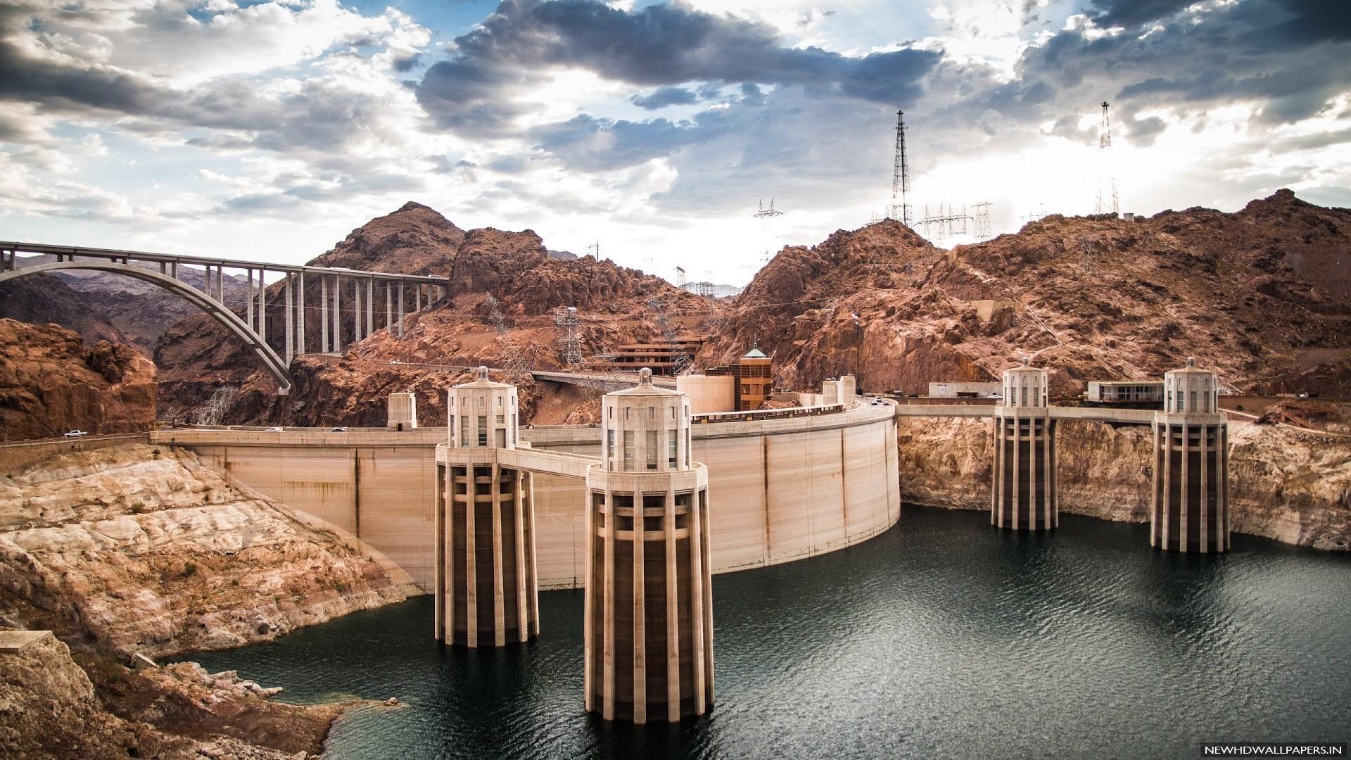 Hoover Dam Colorado River Wallpaper HD – New HD Wallpapers