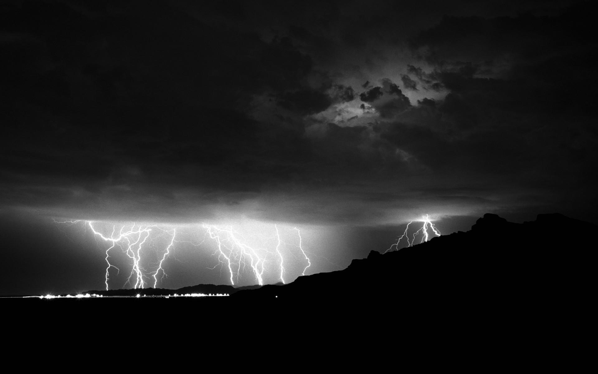 Thunderstorm Wallpaper