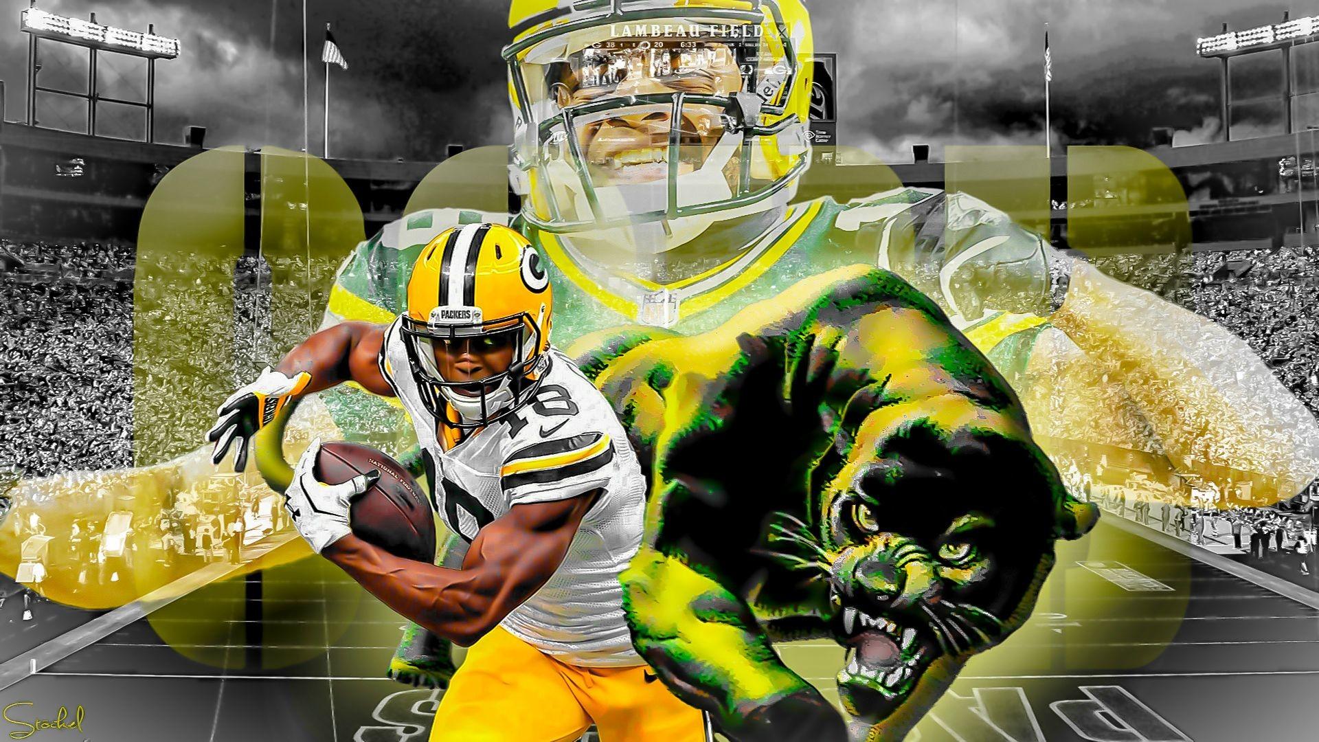 Randall Cobb Wallpaper Packers