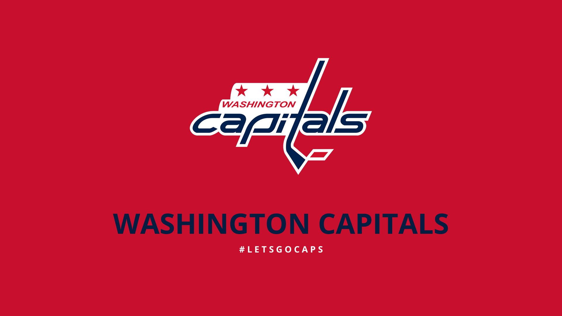 Minimalist Washington Capitals wallpaper by lfiore on DeviantArt