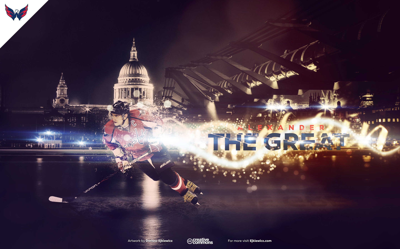 NHL Wallpapers – Alexander Ovechkin Washington Capitals 2014 wallpaper
