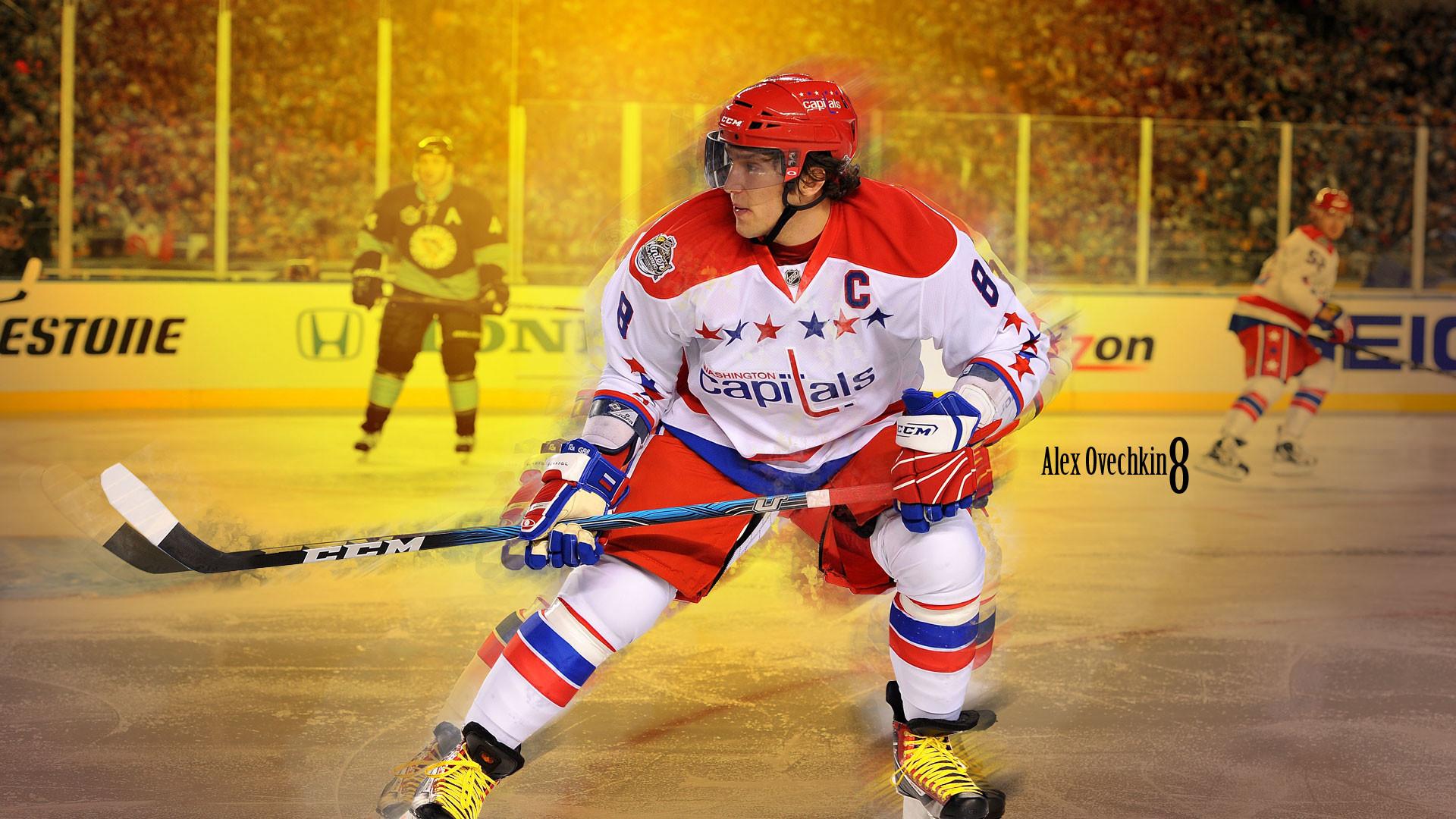NHL Wallpapers – Alexander Ovechkin Capitals wallpaper